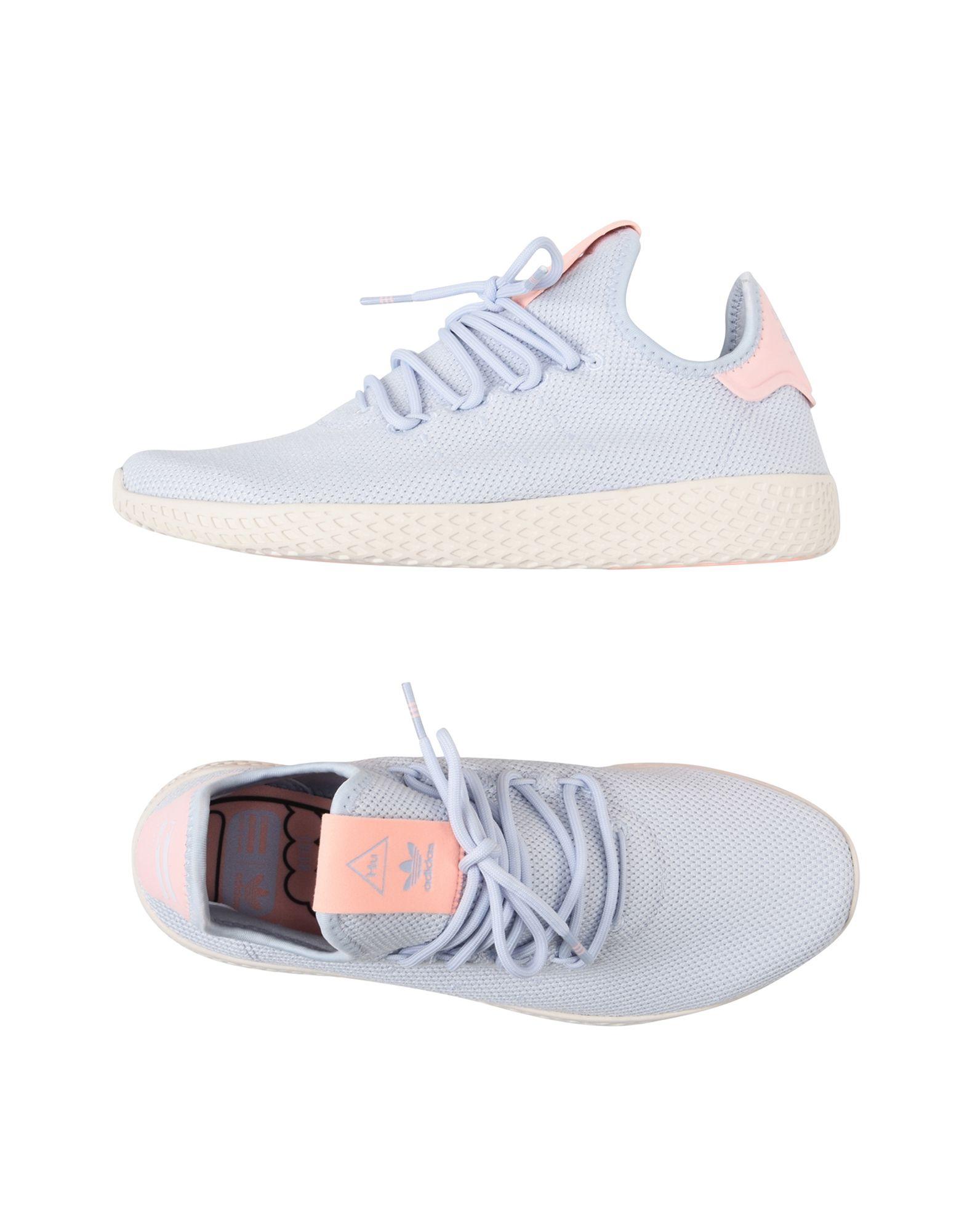 Adidas Pw Originals By Pharrell Williams Pw Adidas Tennis Hu W - Sneakers - Women Adidas Originals By Pharrell Williams Sneakers online on  United Kingdom - 11533811AE 9495db