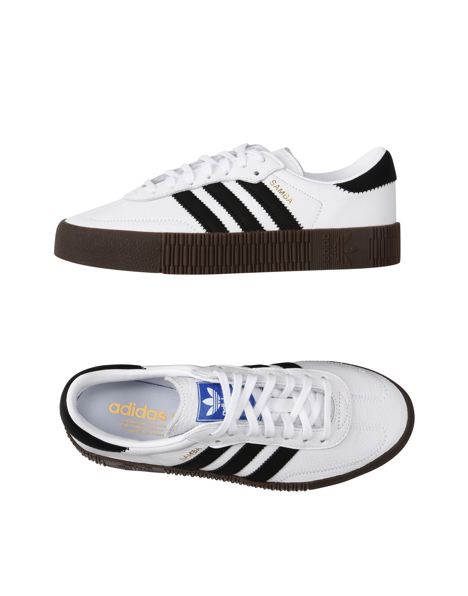 Sneakers Adidas Originals Sambarose - Donna - 11533858DL