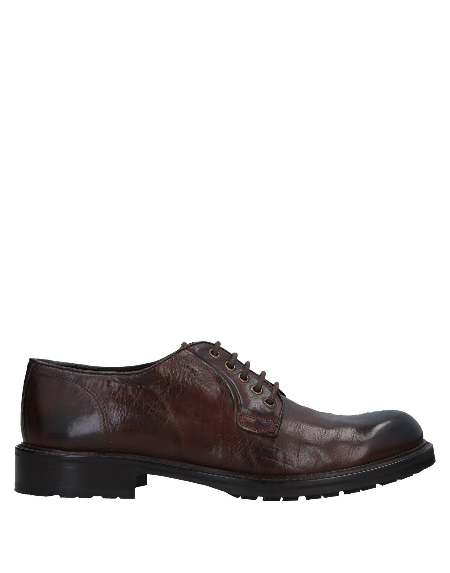 Rabatt echte Schuhe Savio Barbato Schnürschuhe Herren  11533886TT