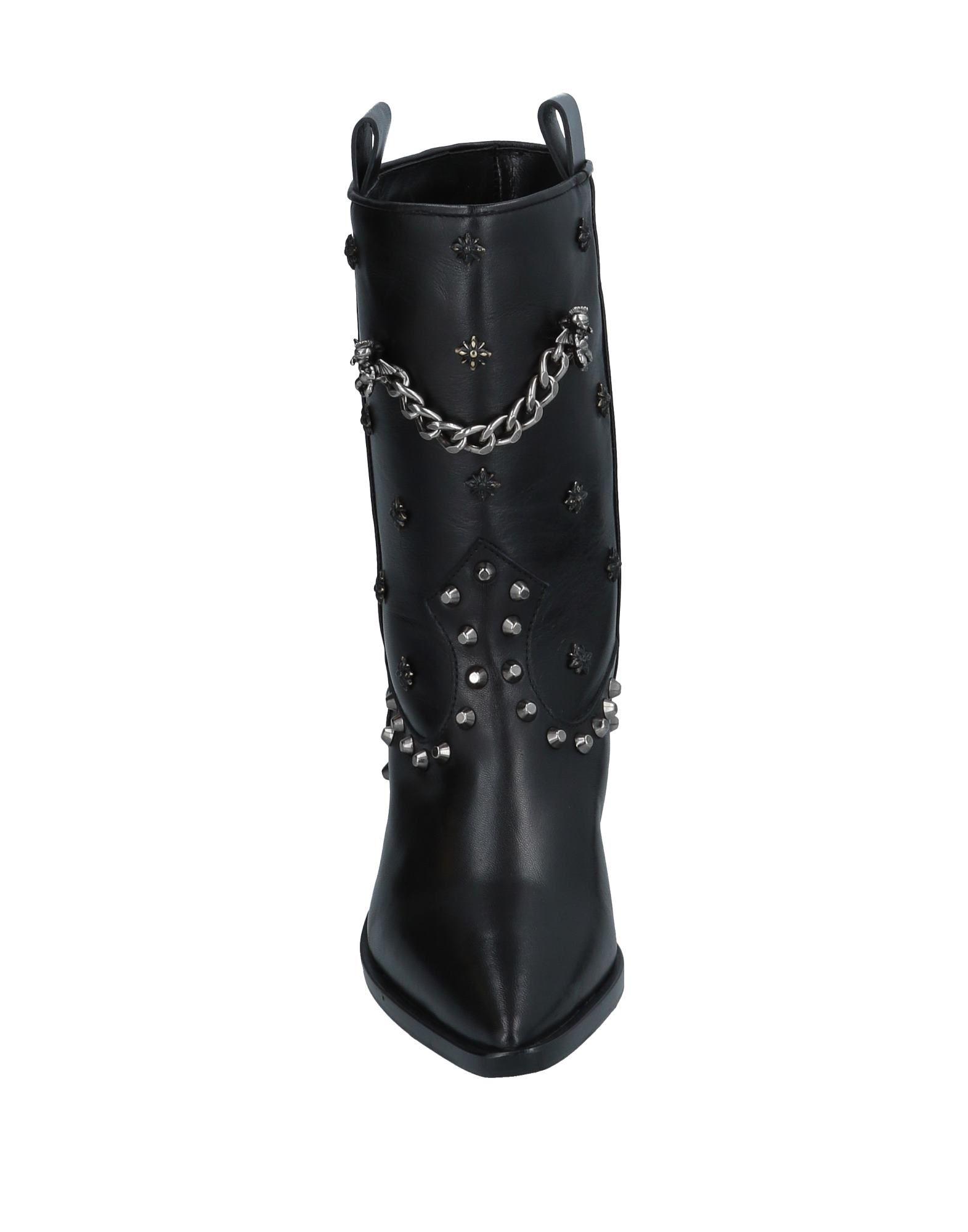 Rabatt Schuhe Stiefelette John Richmond Stiefelette Schuhe Damen  11533903ND db5530