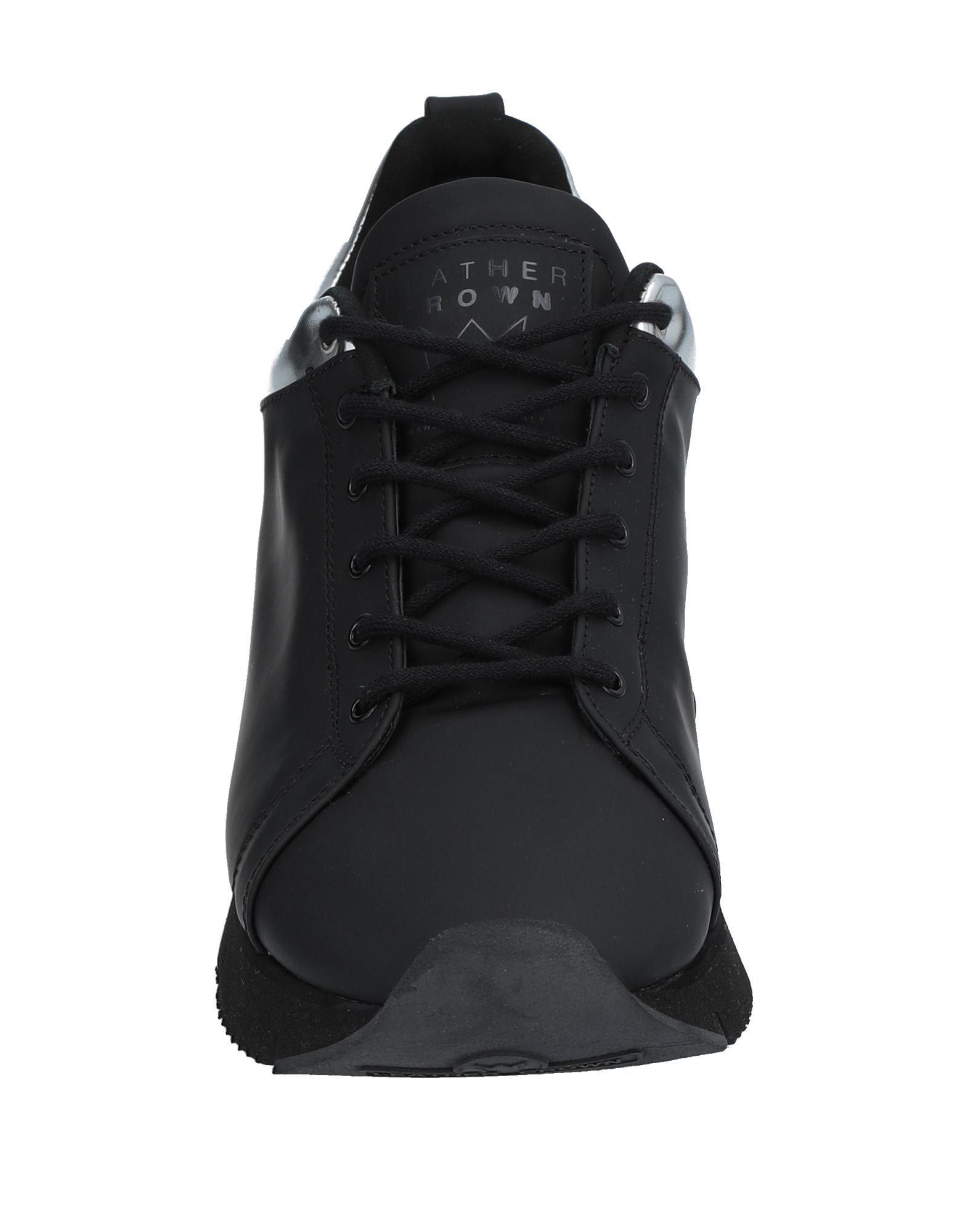 Gut um billige Schuhe zu  tragenLeather Crown Sneakers Damen  zu 11533913MA 583cf3