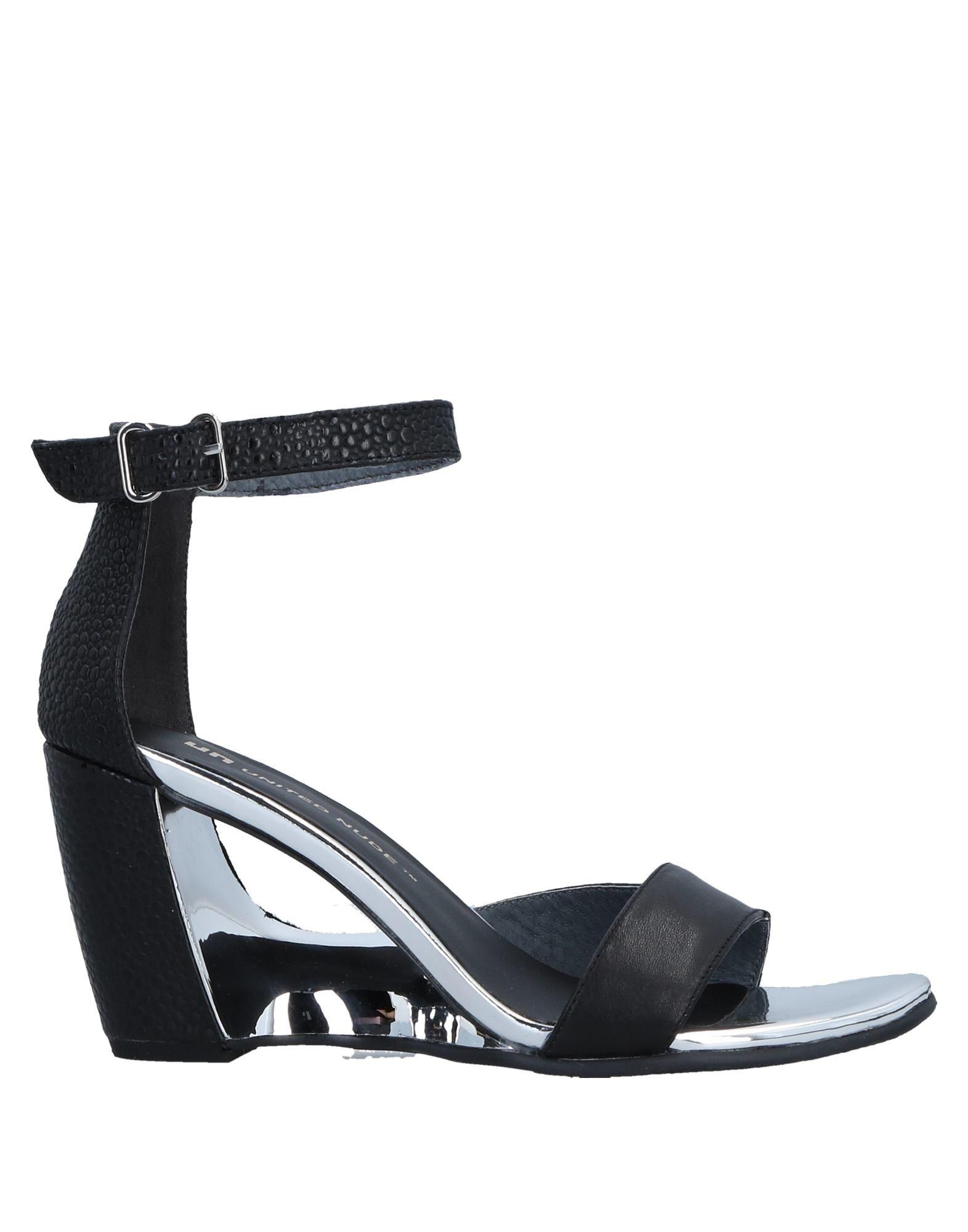 Stilvolle billige Schuhe United Nude Sandalen Damen  11533990FI