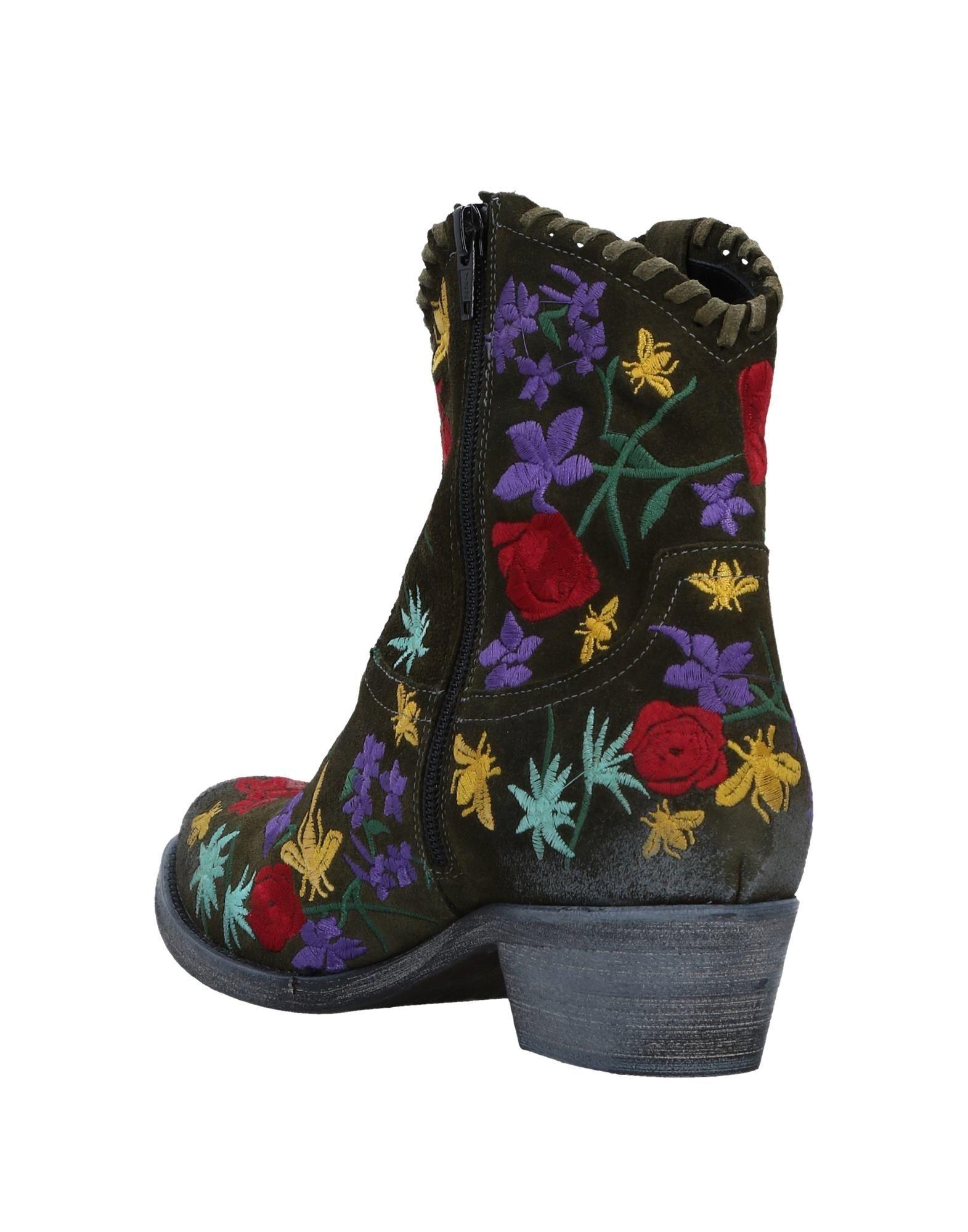 Gut um billige Schuhe Damen zu tragenFrancesco Minichino Stiefelette Damen Schuhe  11533993PK 0eccaf