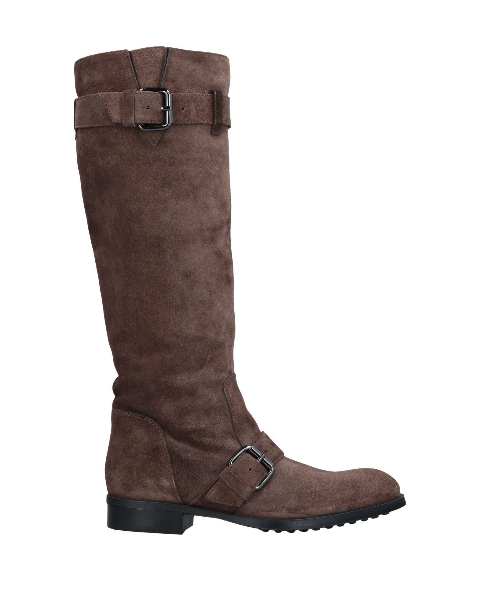 Tod's Stiefel Damen gut  11534020HMGünstige gut Damen aussehende Schuhe d46410