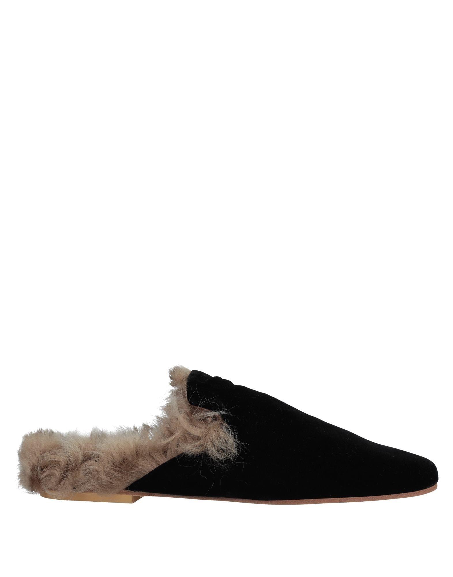 Stilvolle billige Schuhe  Gia Couture Pantoletten Damen  Schuhe 11534025PL 8b4430