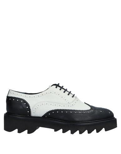 Zapato De Zapatos Cordones Entourage Mujer - Zapatos De De Cordones Entourage - 11534389QI Negro a005cc