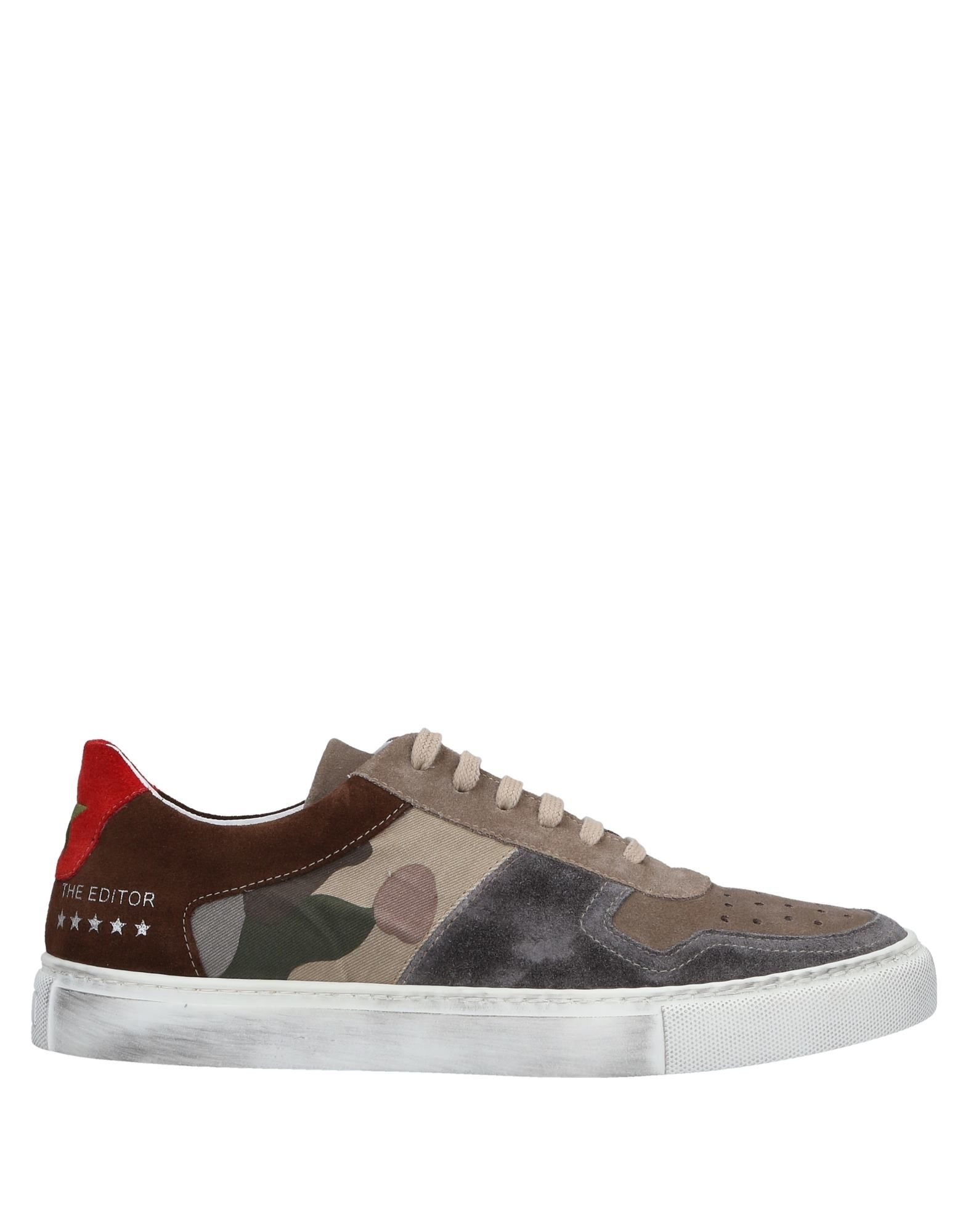 The Editor Sneakers Herren  11534451HX