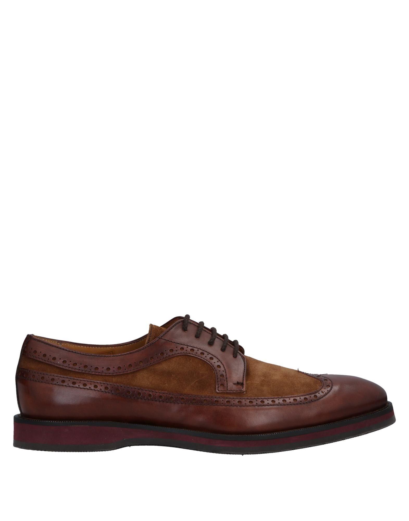 Rabatt echte Schuhe Pertini Schnürschuhe Herren 11534486WX