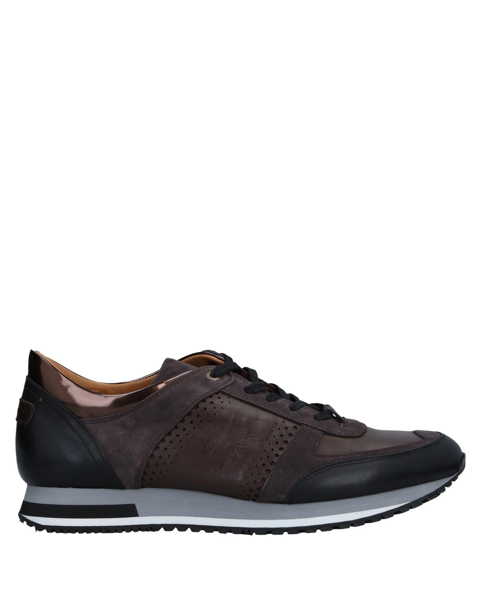 Rabatt echte Schuhe Pertini Sneakers Herren  11534494JP