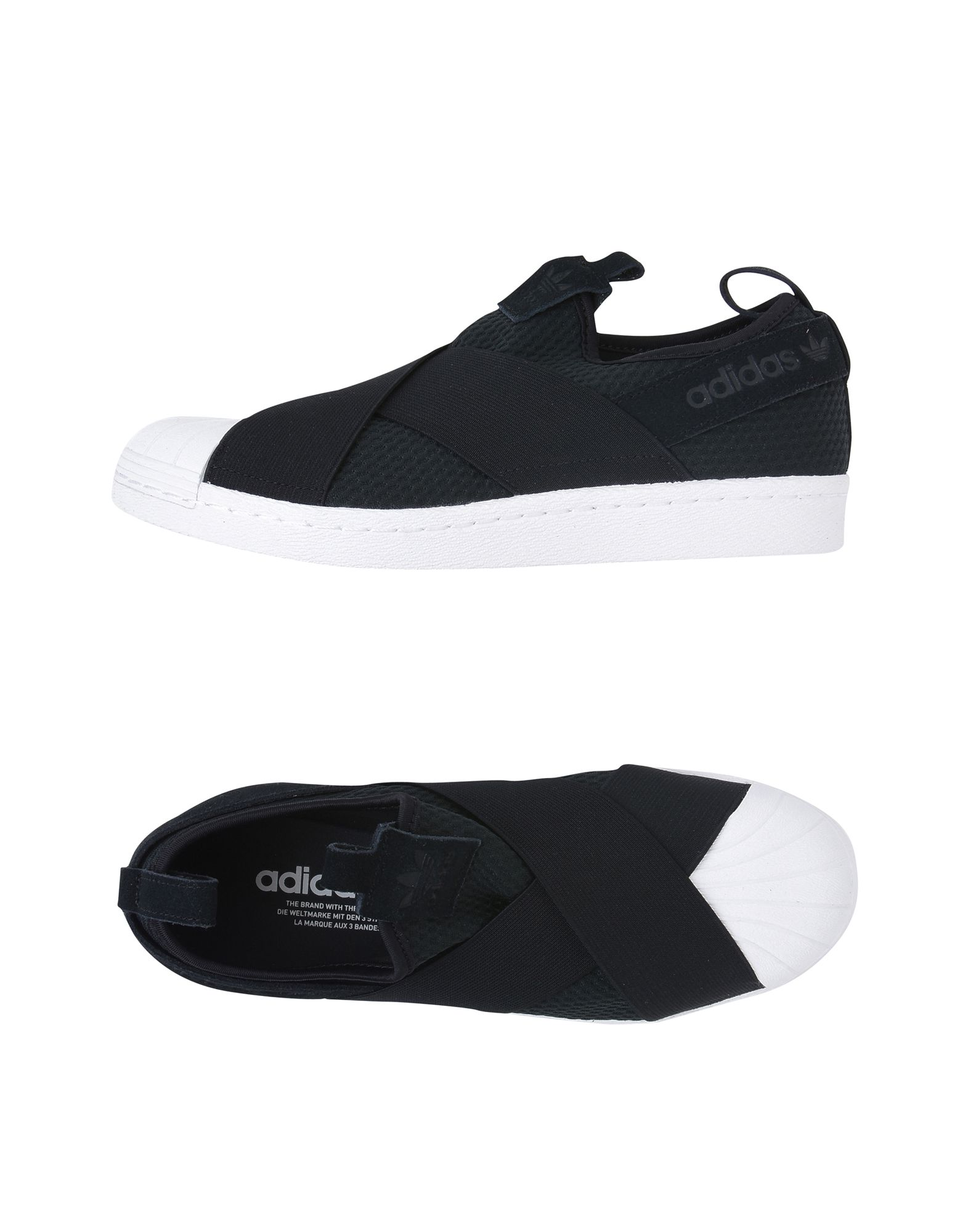 Sneakers Adidas Originals Superstar Slip On W - Donna - 11534547GE