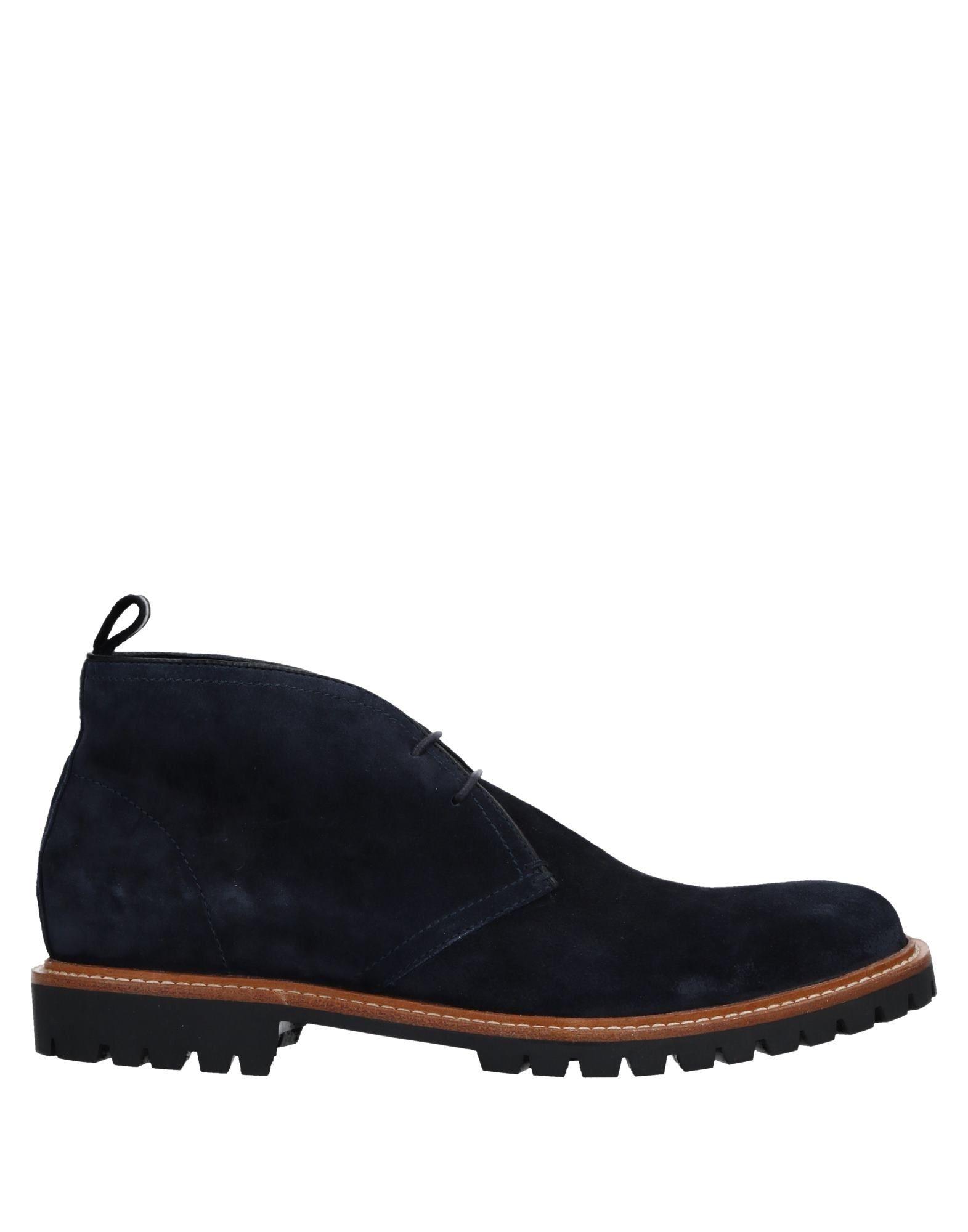 Rabatt echte Schuhe Voile Blanche Stiefelette Herren  11534642PL