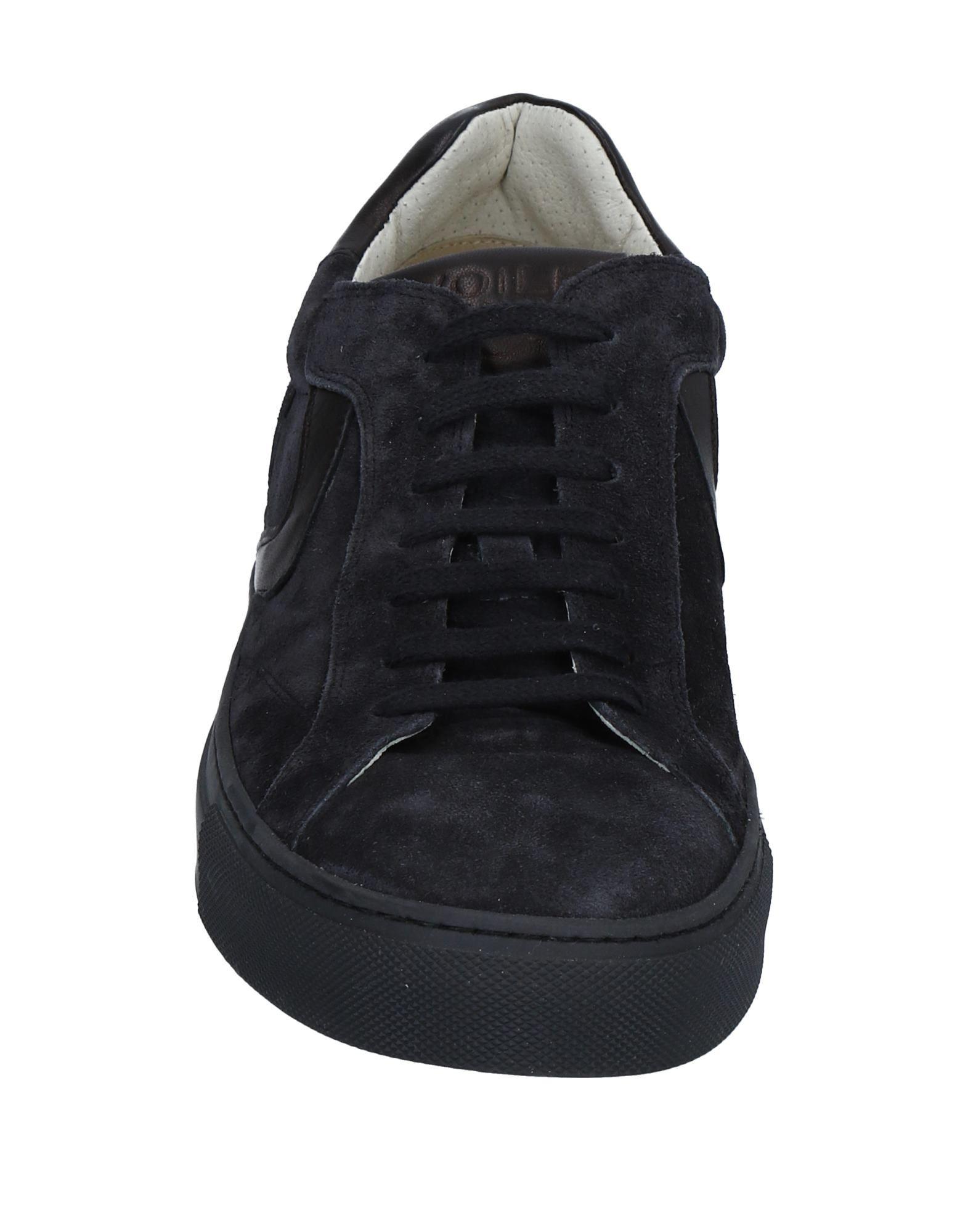 Voile 11534692FM Blanche Sneakers Herren  11534692FM Voile Gute Qualität beliebte Schuhe 1b55aa