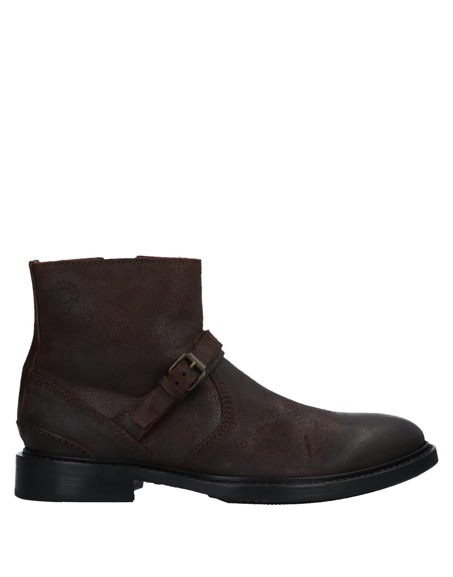 Buttero® Stiefelette Herren  11534776AK Gute Qualität beliebte Schuhe