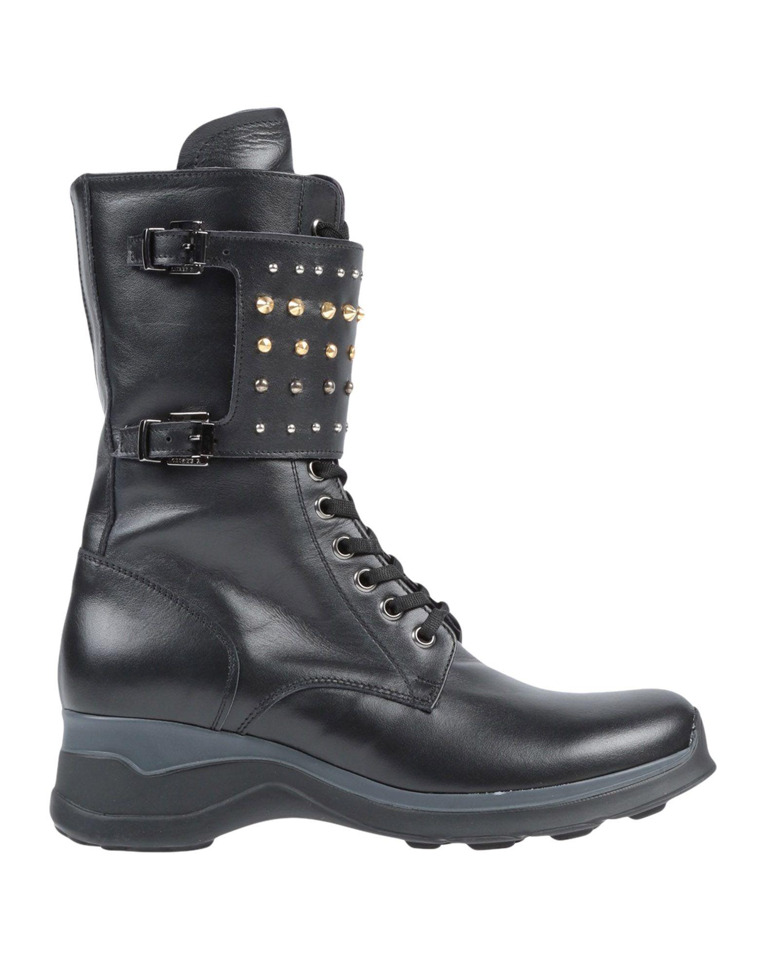 Cesare P. Stiefelette Damen  11534790EDGut aussehende strapazierfähige Schuhe