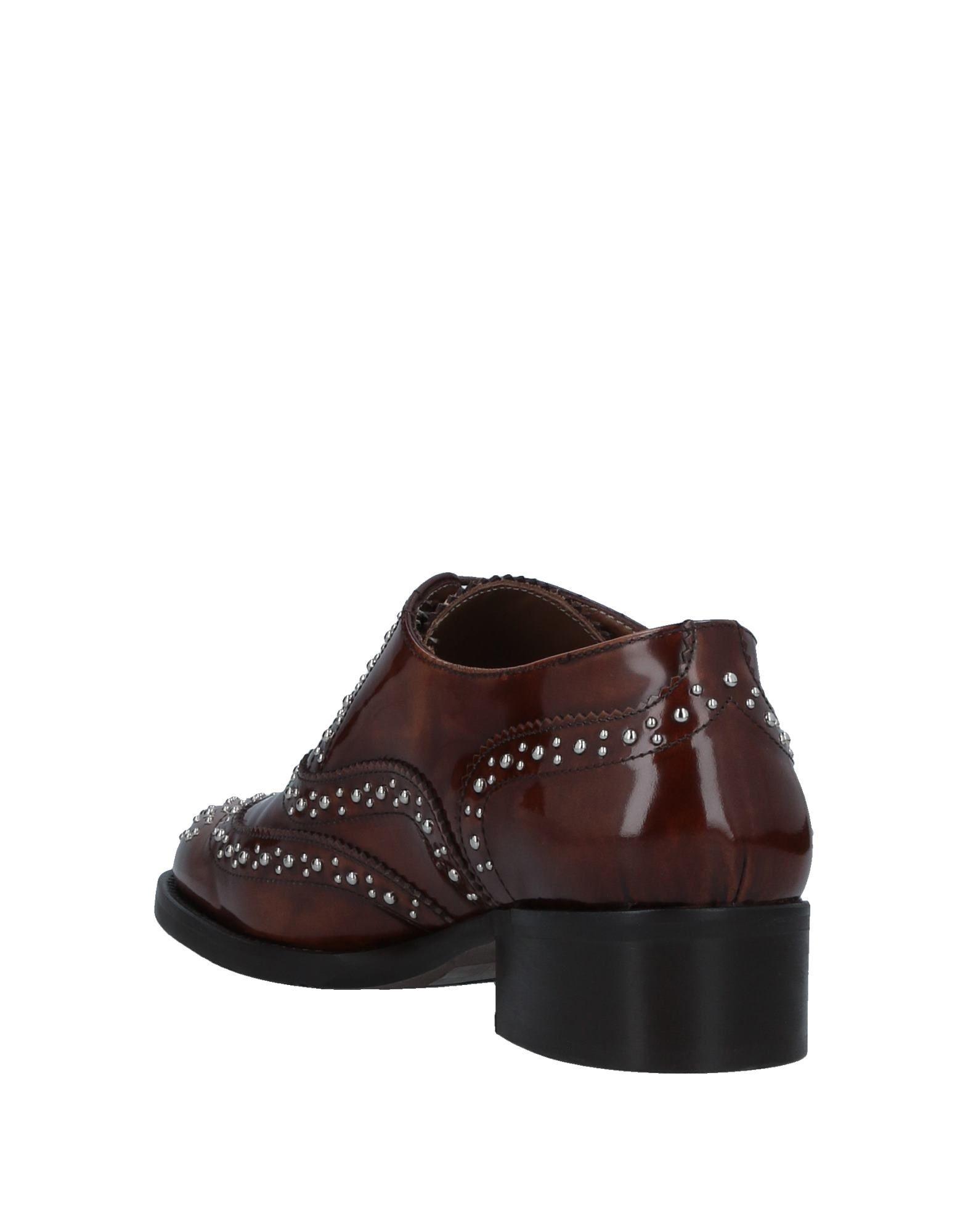 Gut um billige Schuhe zu 11534836KN tragenPertini Schnürschuhe Damen  11534836KN zu 8bb3b1