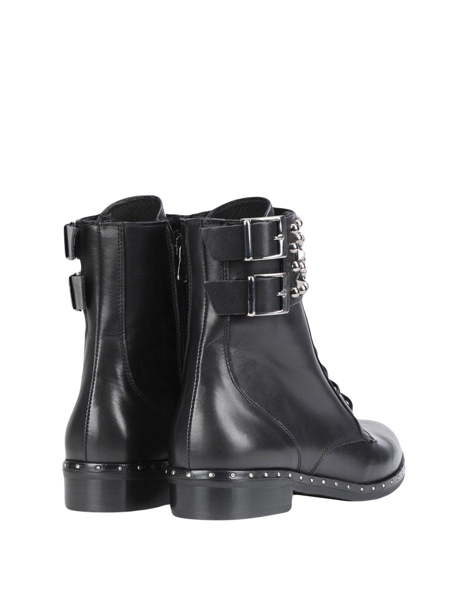 Stilvolle billige Schuhe ROT  Creatyve Stiefelette Damen  ROT 11534854AP eb45c0