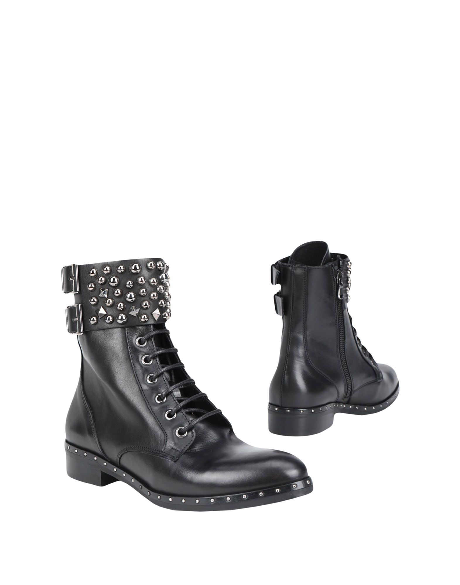 Stilvolle Creatyve billige Schuhe Red Creatyve Stilvolle Stiefelette Damen  11534854AP c8b824