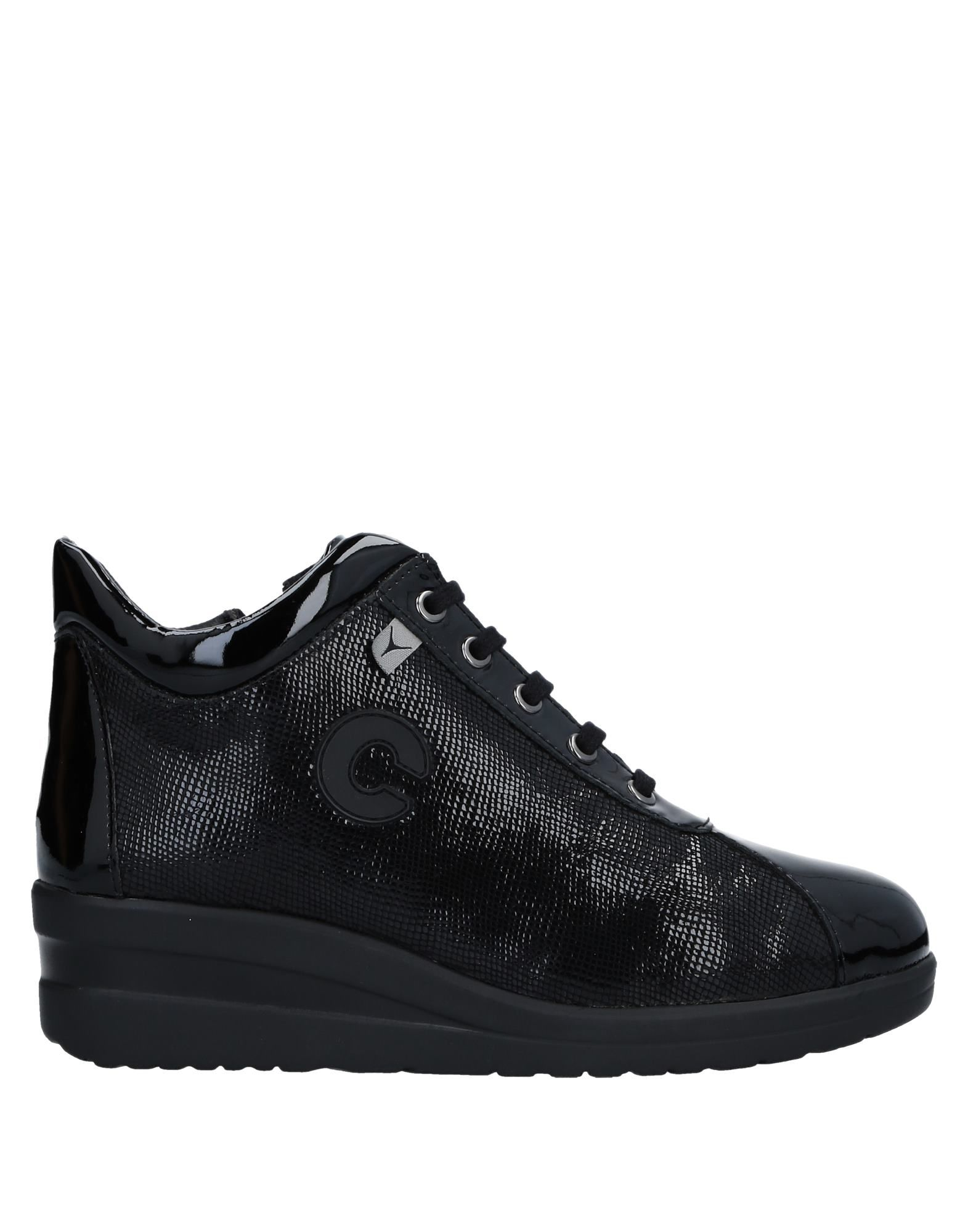 Baskets Cinzia Soft By Mauri Moda Femme - Baskets Cinzia Soft By Mauri Moda Noir Nouvelles chaussures pour hommes et femmes, remise limitée dans le temps