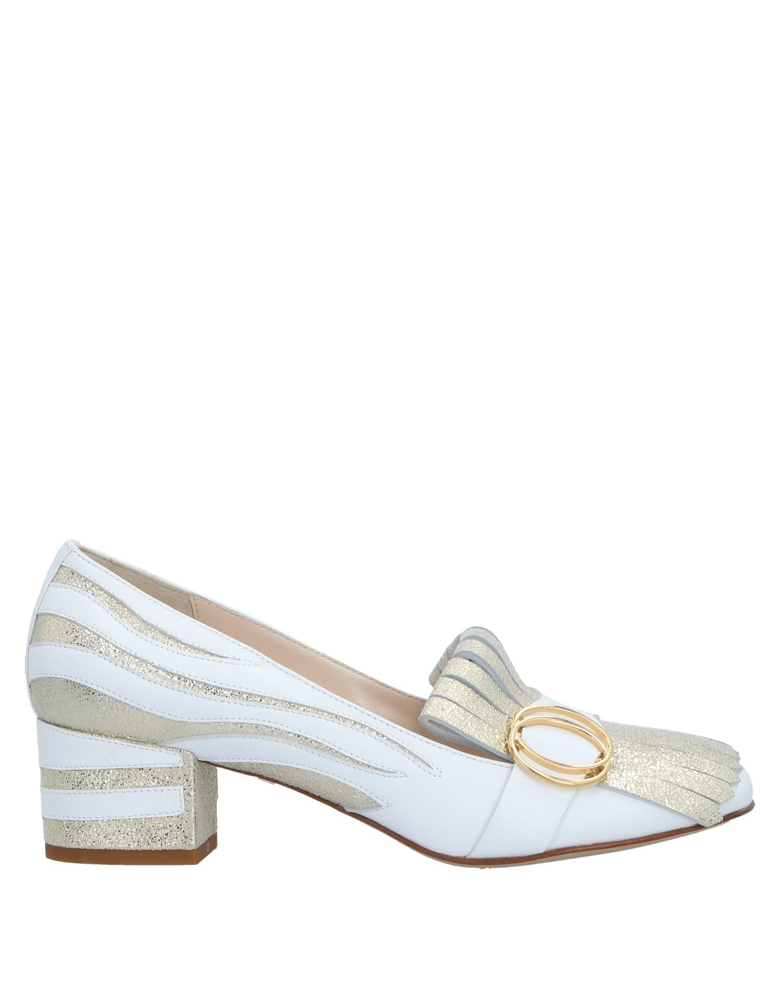 Franco Colli Loafers - Women Franco Colli Loafers online 11534936RD on  Australia - 11534936RD online 60a727