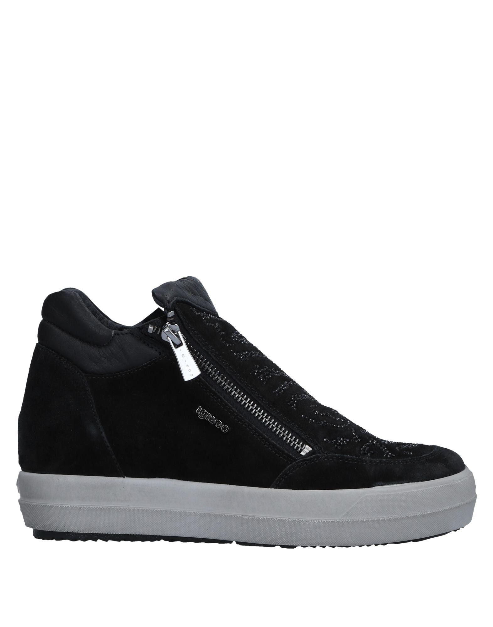 Moda Sneakers Igi&Co Donna - 11534964BL