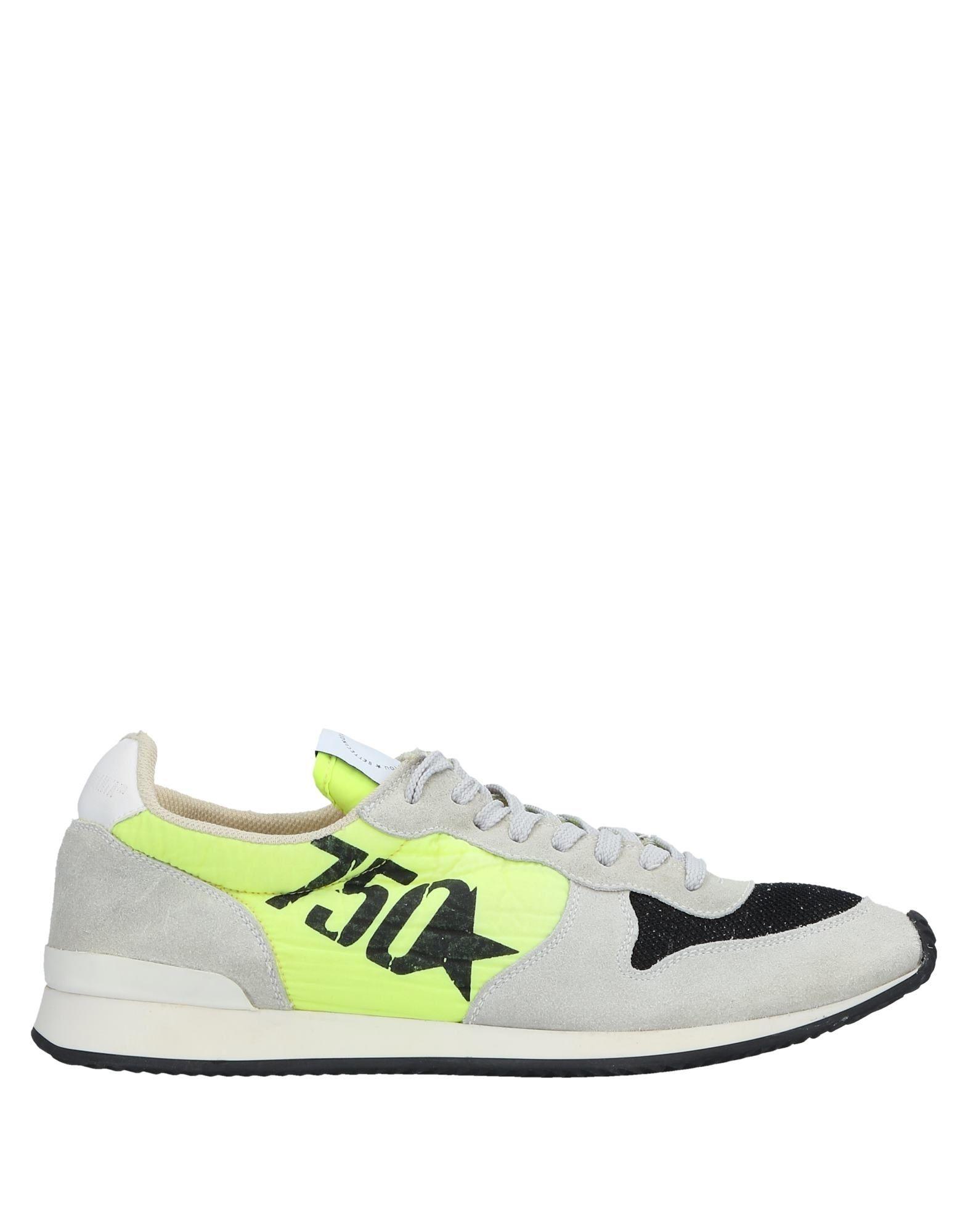 Sneakers G750g Homme - Sneakers G750g  Jaune Spécial temps limité
