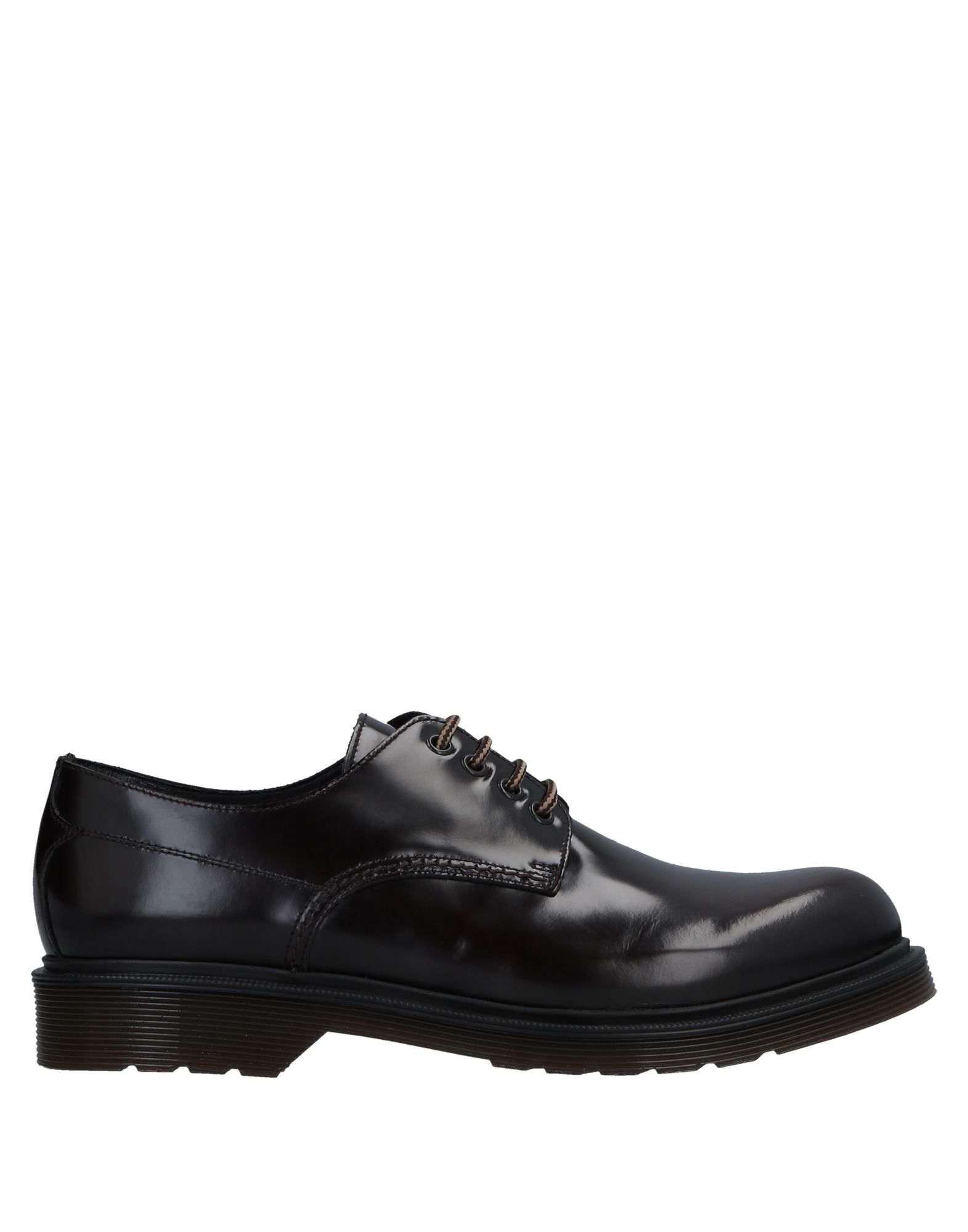 Rabatt echte Schuhe Zanfrini Cantù Schnürschuhe Herren  11535012VD