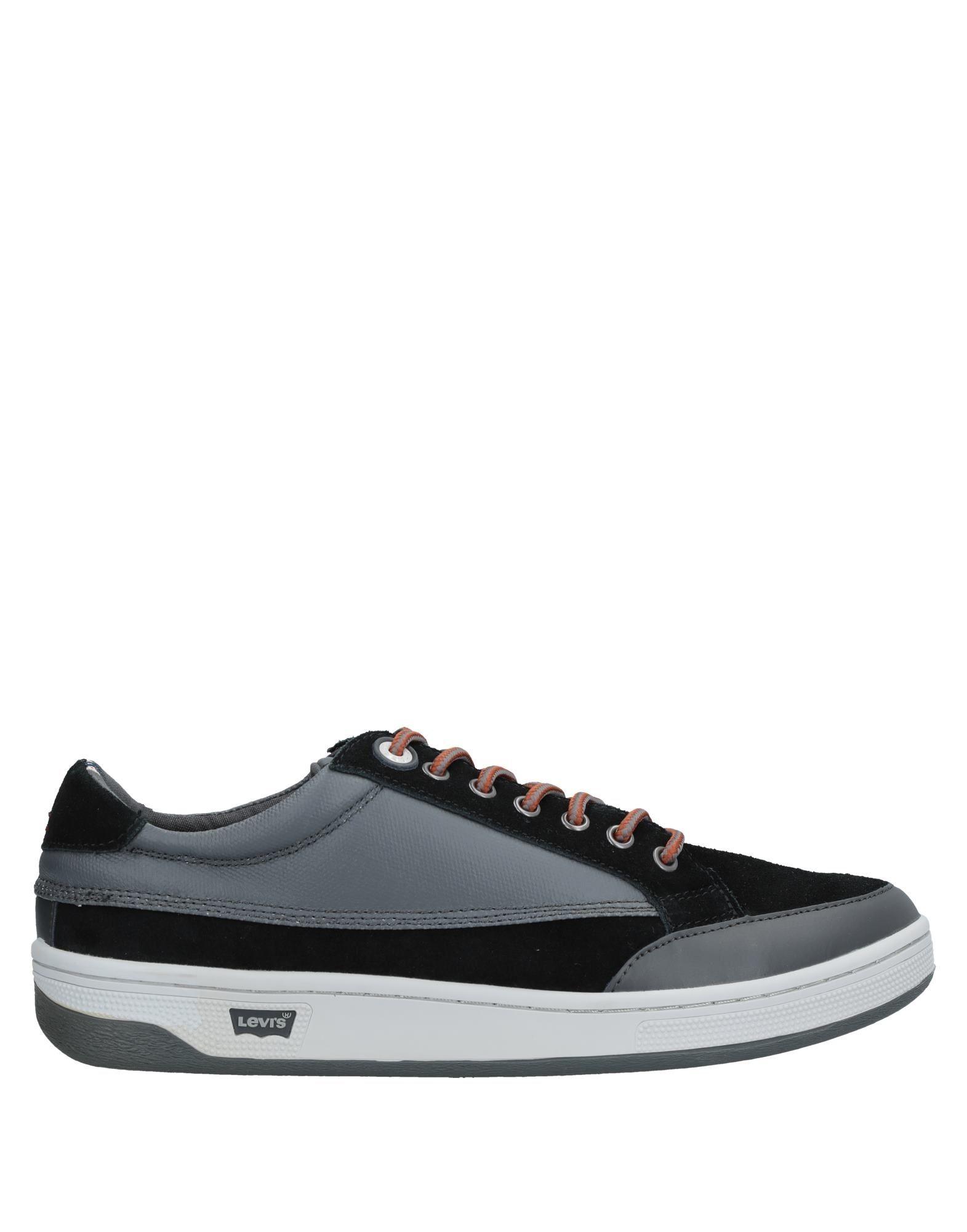 Rabatt echte Schuhe Levi's Red Tab Sneakers Herren  11535142NW