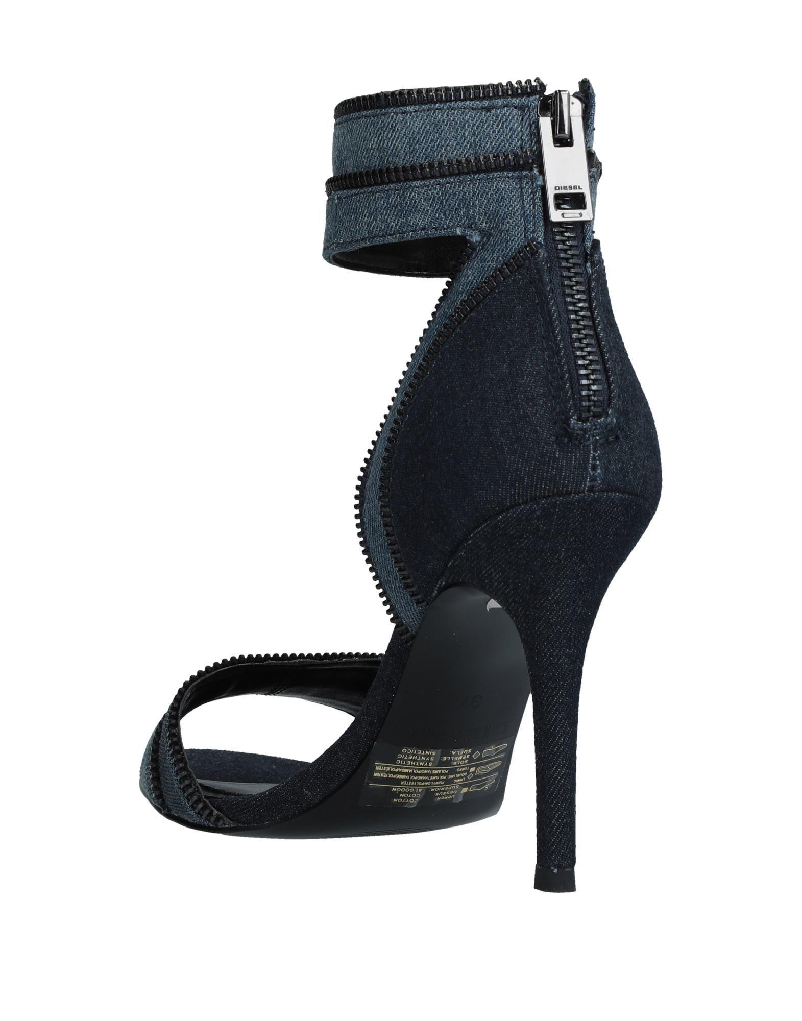 Gut um Sandalen billige Schuhe zu tragenDiesel Sandalen um Damen  11535166FS 02ab25