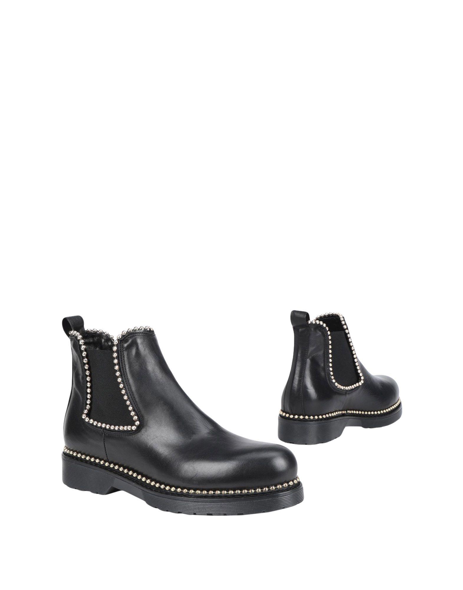 Red Creatyve Chelsea Boots Damen  11535170QS Neue Schuhe
