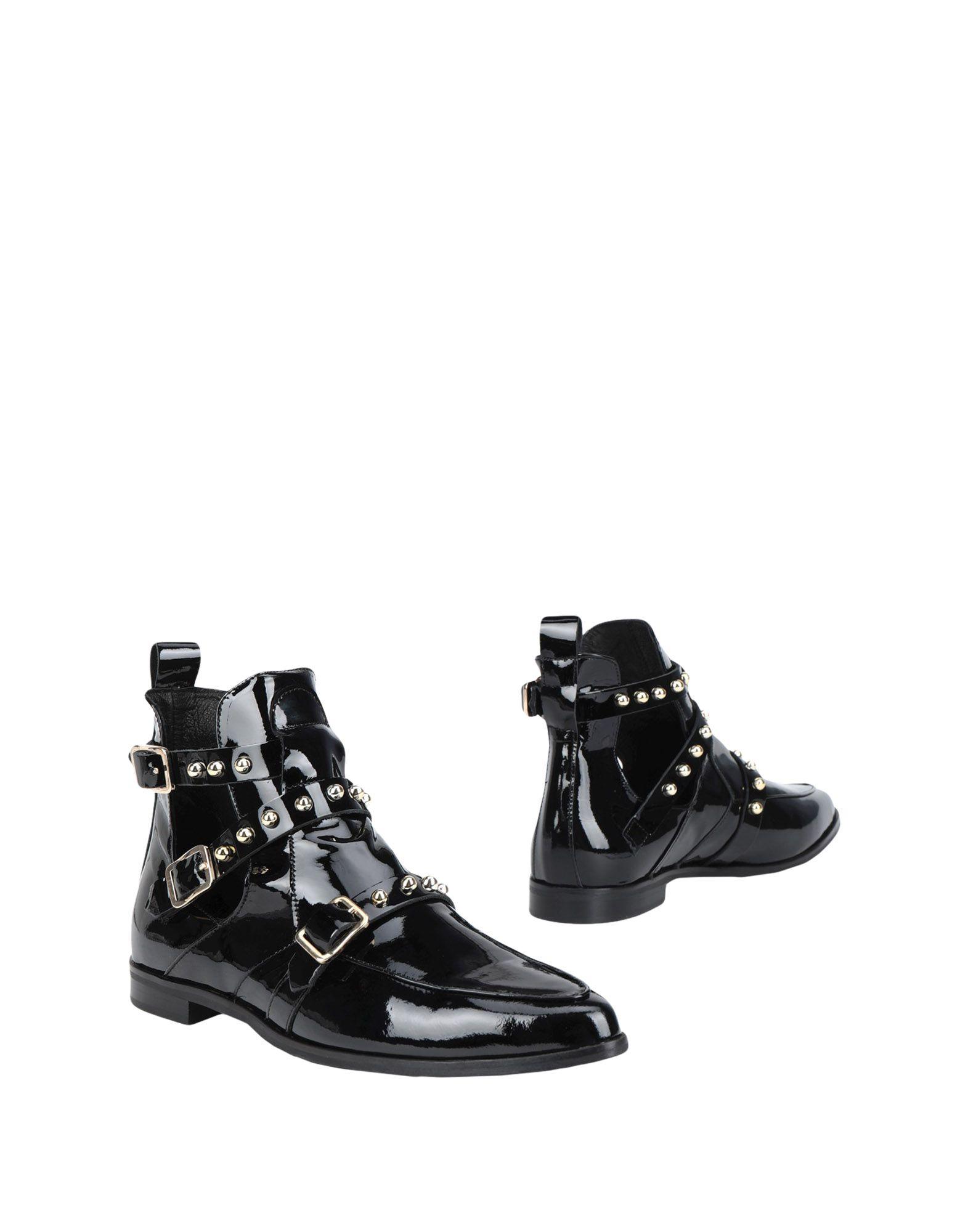 Stilvolle billige Schuhe ROT 11535185FV Creatyve Stiefelette Damen  11535185FV ROT d72c03