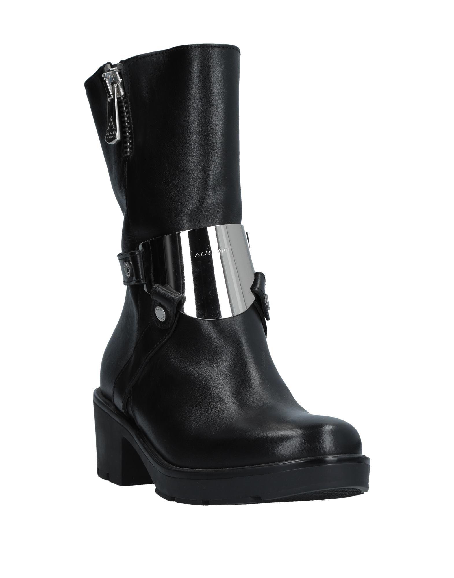 Gut um Stiefelette billige Schuhe zu tragenAlbano Stiefelette um Damen  11535197TJ 499d38