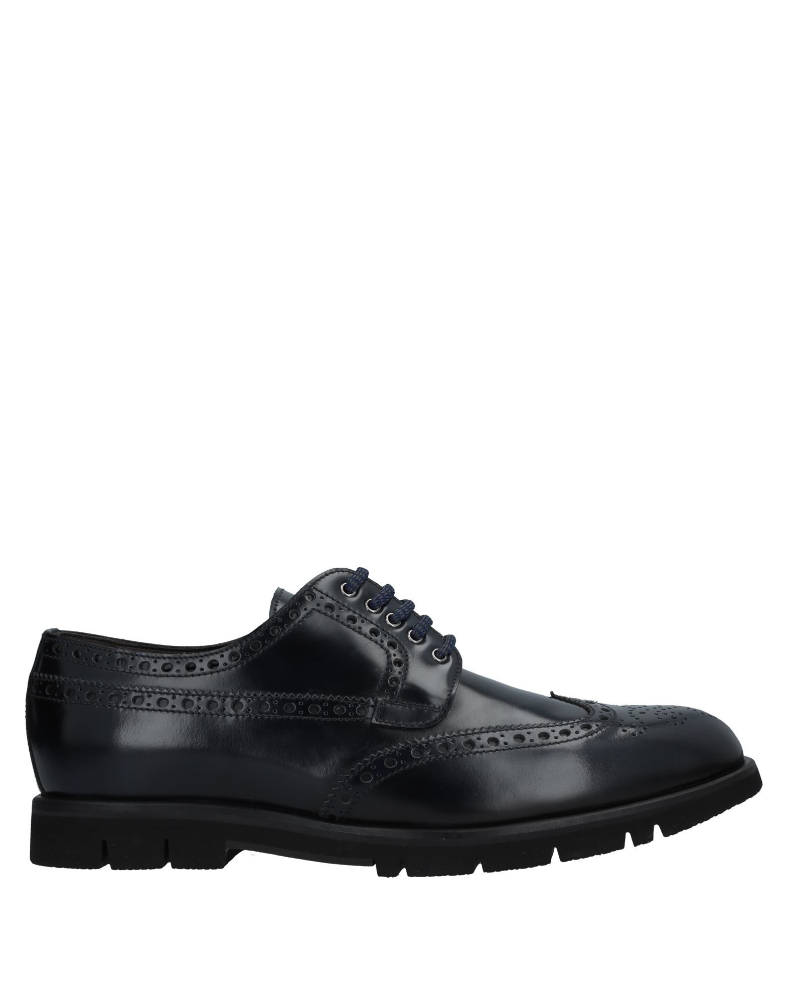 Stringate Blu|Barrett By Barrett Uomo - 11535246JX