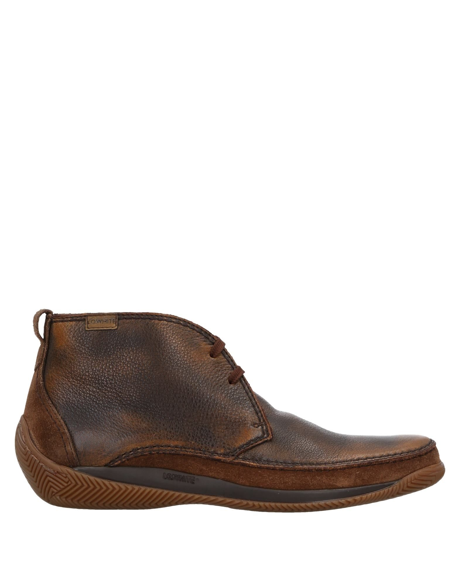 Rabatt echte Schuhe Lo.White Stiefelette Herren  11535291LF