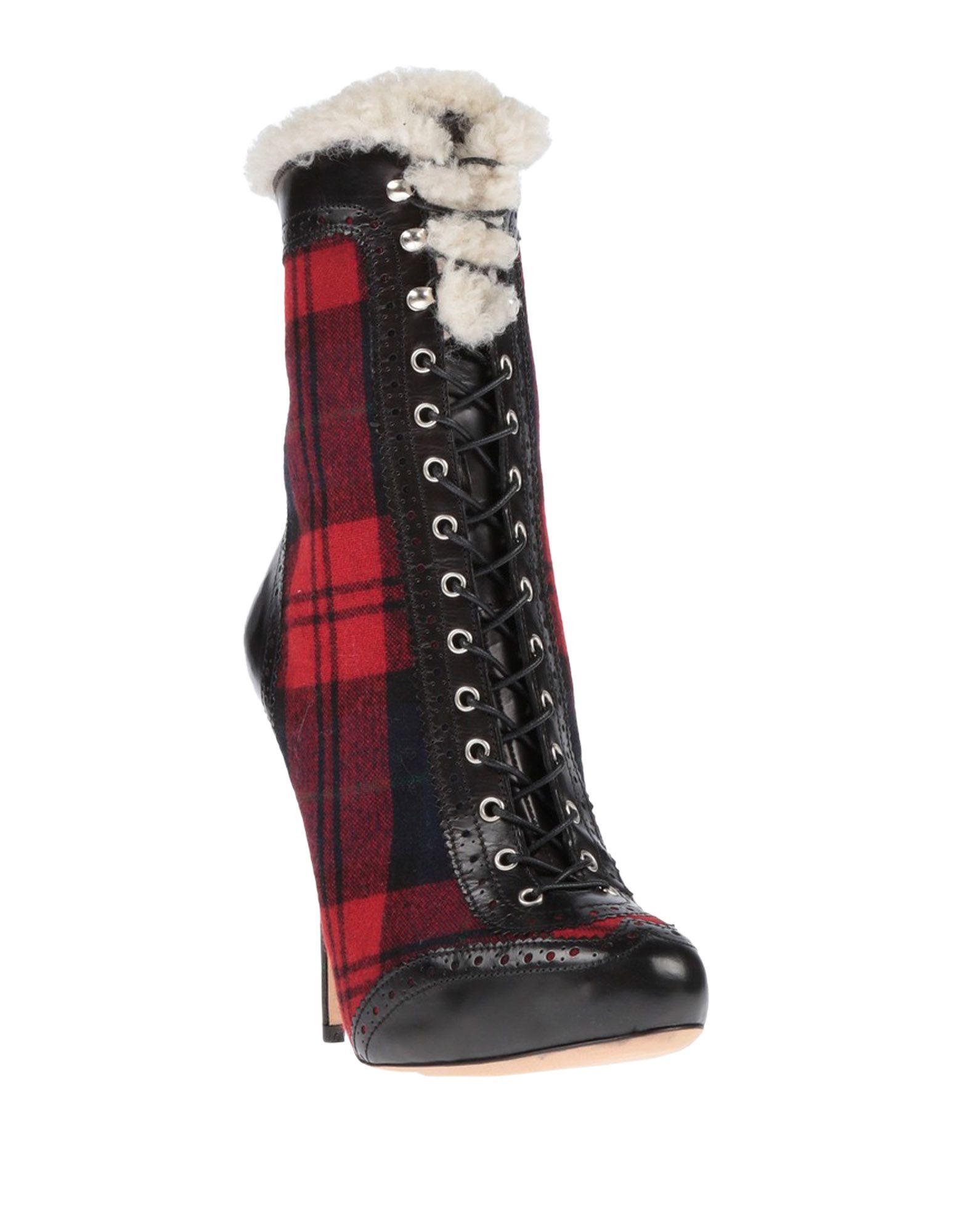 Dsquared2 Stiefelette aussehende Damen  11535428BOGünstige gut aussehende Stiefelette Schuhe 17a78a