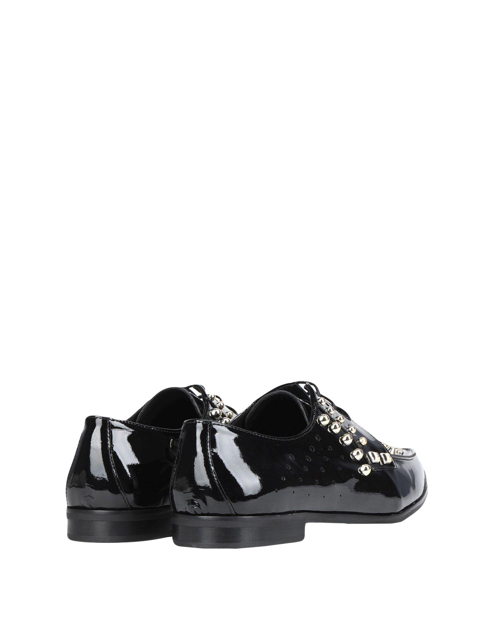 Stilvolle billige Schuhe Red Creatyve Schnürschuhe Damen  11535434OK