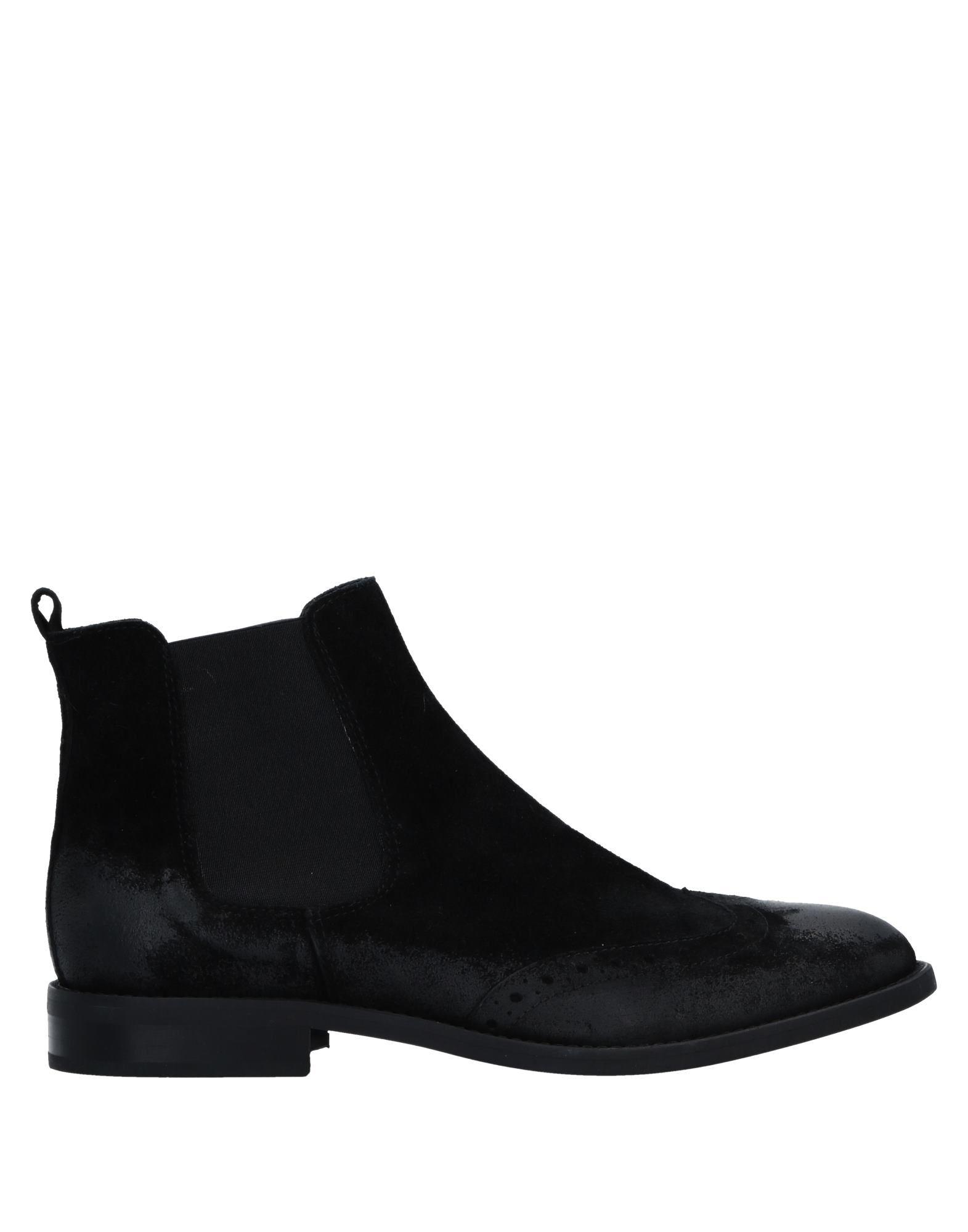 Bottine Officina 36 Homme - Bottines Officina 36  Noir Dernières chaussures discount pour hommes et femmes