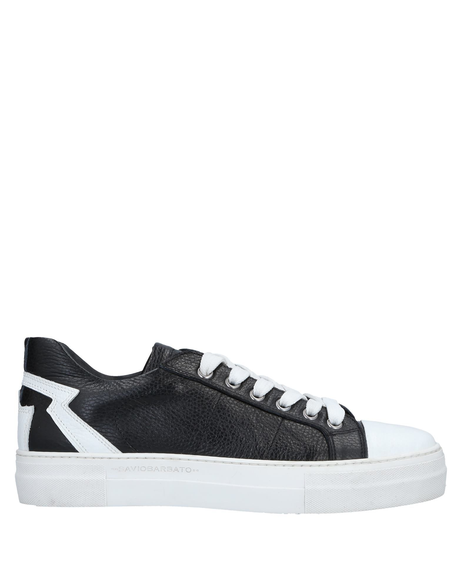 Rabatt echte Schuhe Savio Barbato Sneakers Herren  11535499DQ