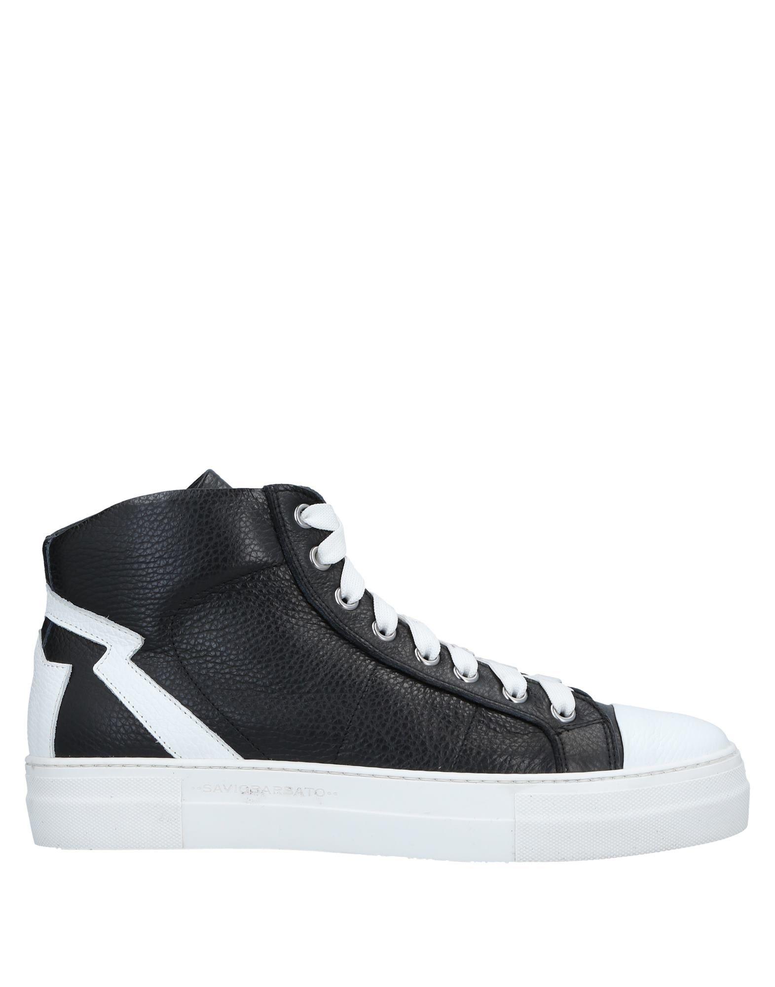 Savio Barbato Sneakers Herren  11535502DU