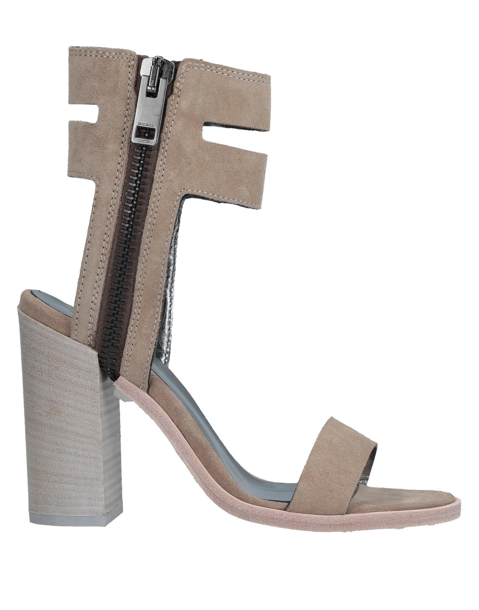 Haltbare Mode billige Schuhe Diesel Sandalen Damen  11535550LS Heiße Schuhe
