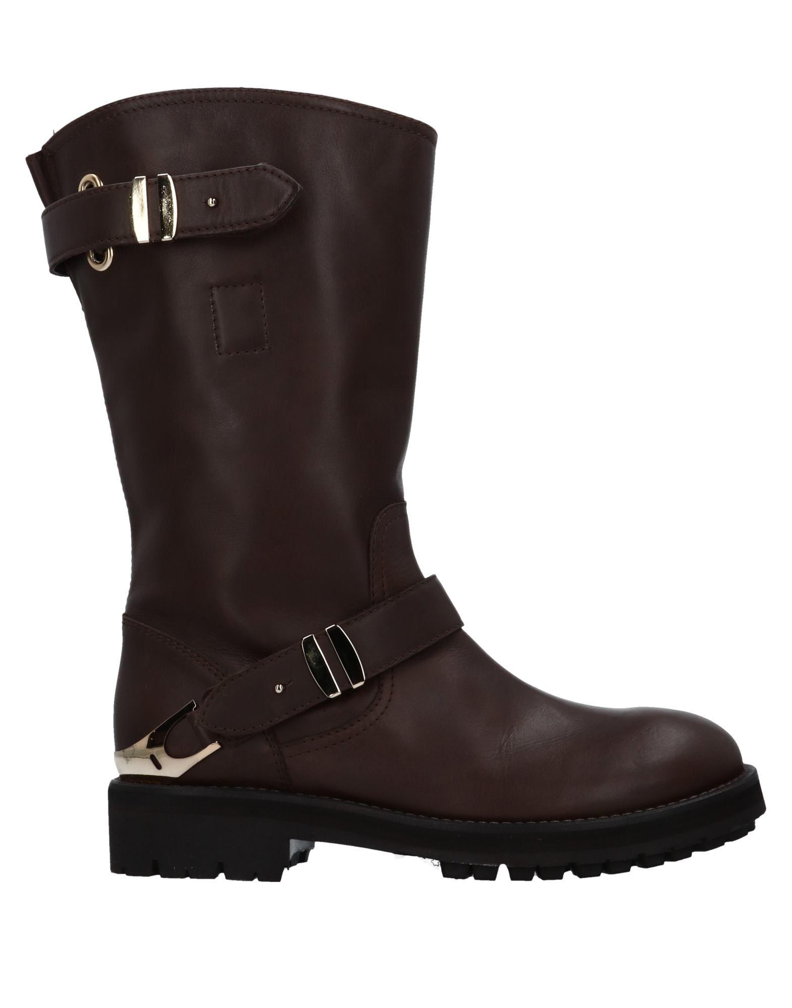 Rabatt Schuhe Dondup Stiefel Damen  11535576AA