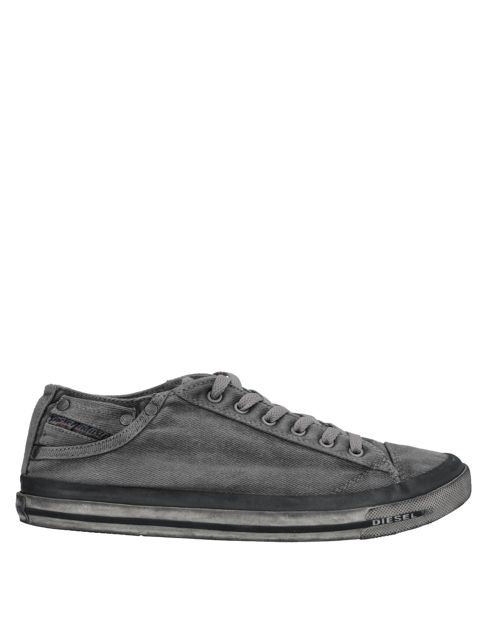 Rabatt echte Schuhe Diesel Sneakers Herren  11535598WJ