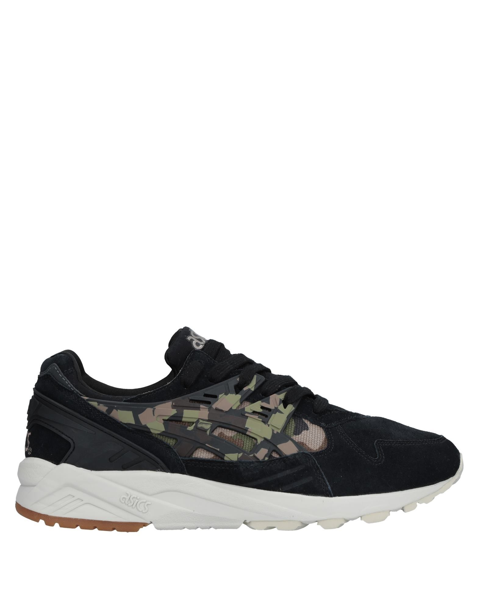 Baskets Asics Tiger Homme - Baskets Asics Tiger  Noir Chaussures casual sauvages