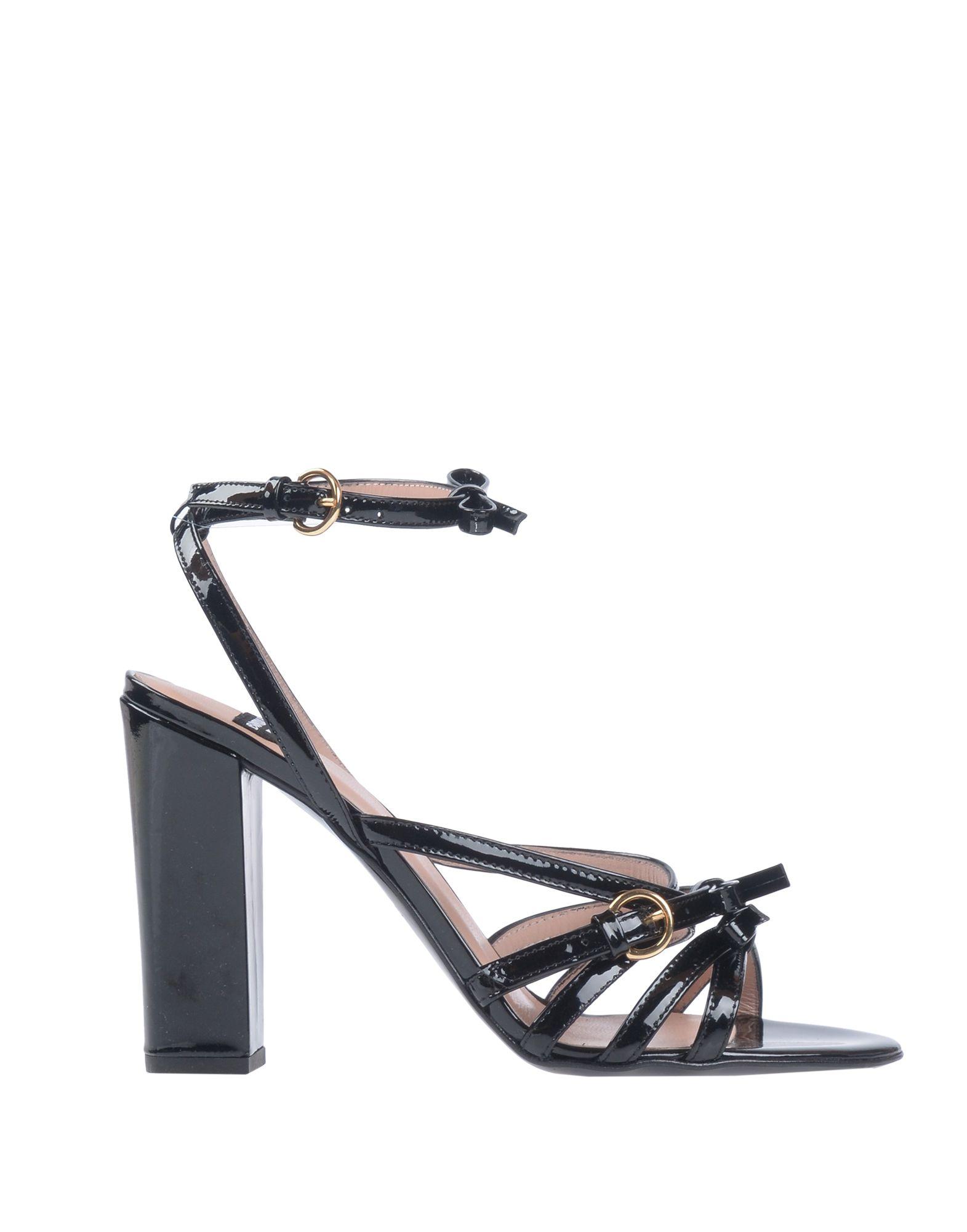 Boutique Sandals Moschino Sandals Boutique - Women Boutique Moschino Sandals online on  Canada - 11535699LU 64099e