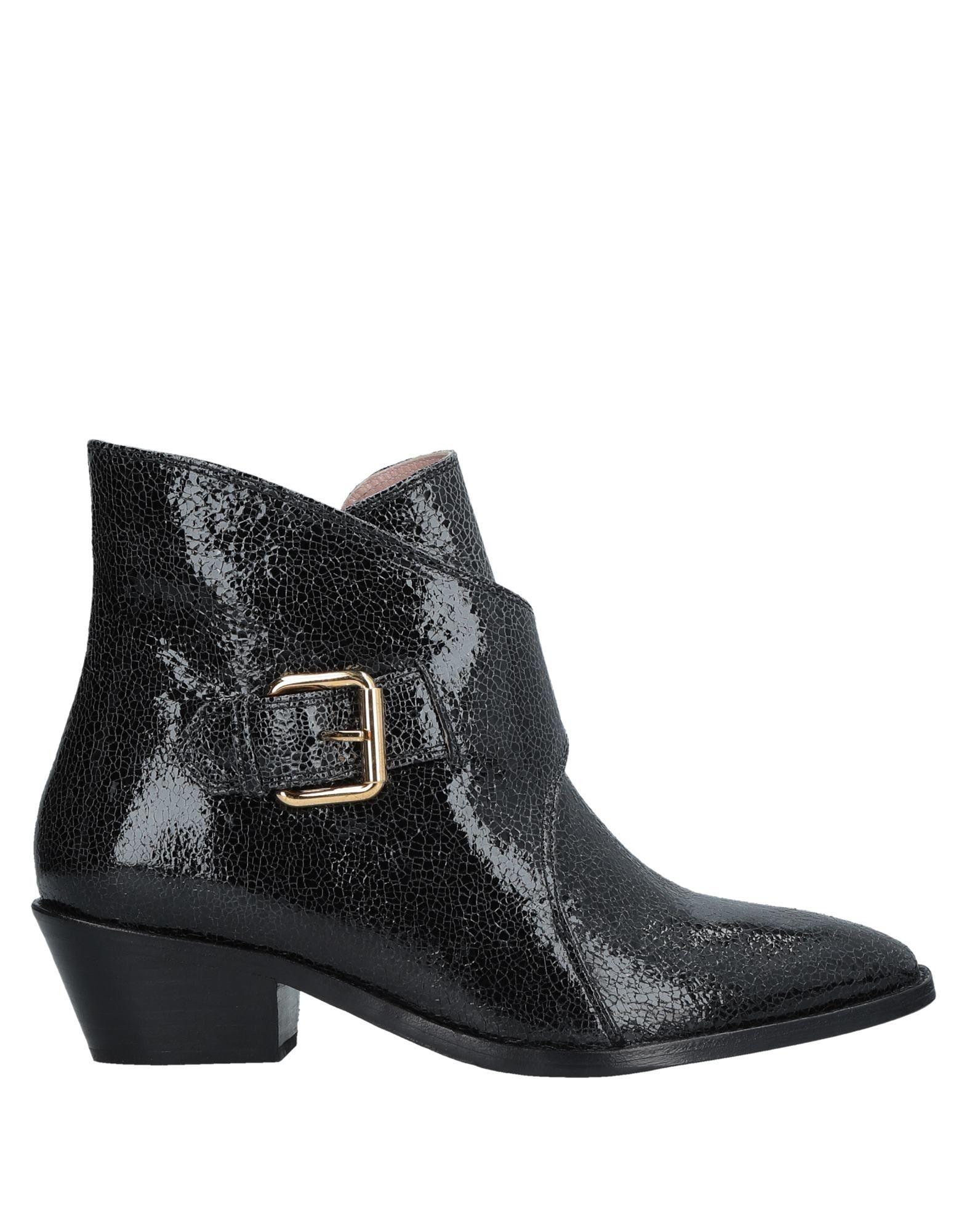 Boutique Moschino Stiefelette Damen  11535711NRGünstige gut aussehende Schuhe