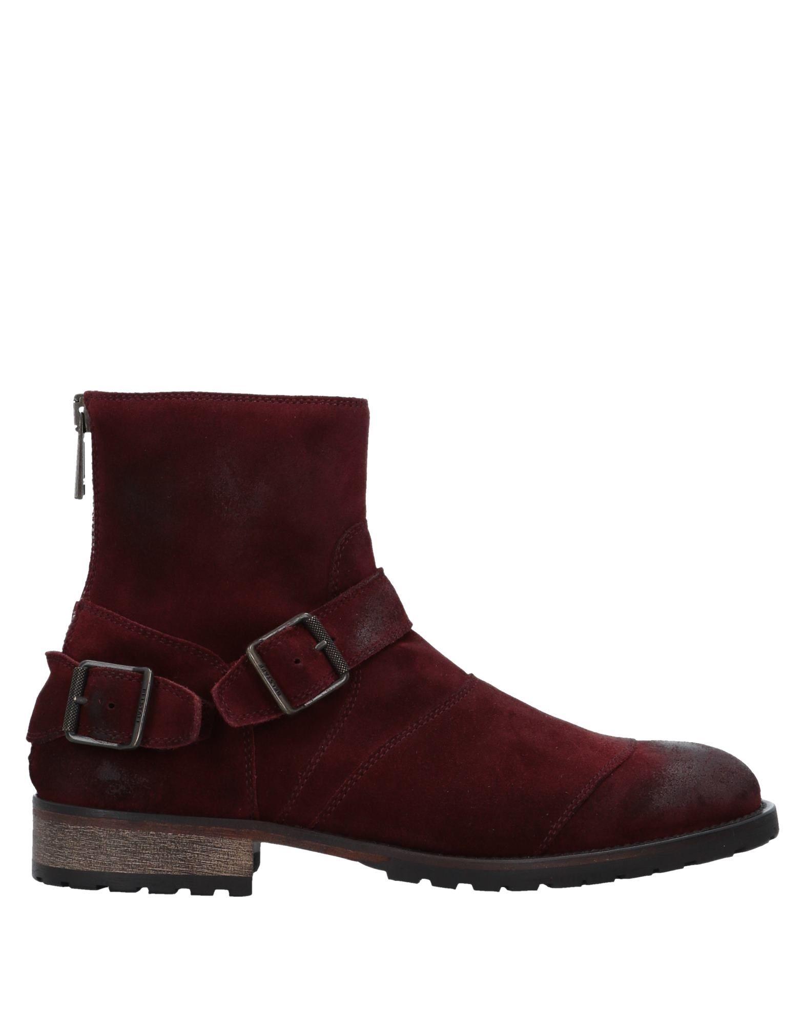 Haltbare Mode billige Schuhe Belstaff Stiefelette Herren  11535726VJ Heiße Schuhe