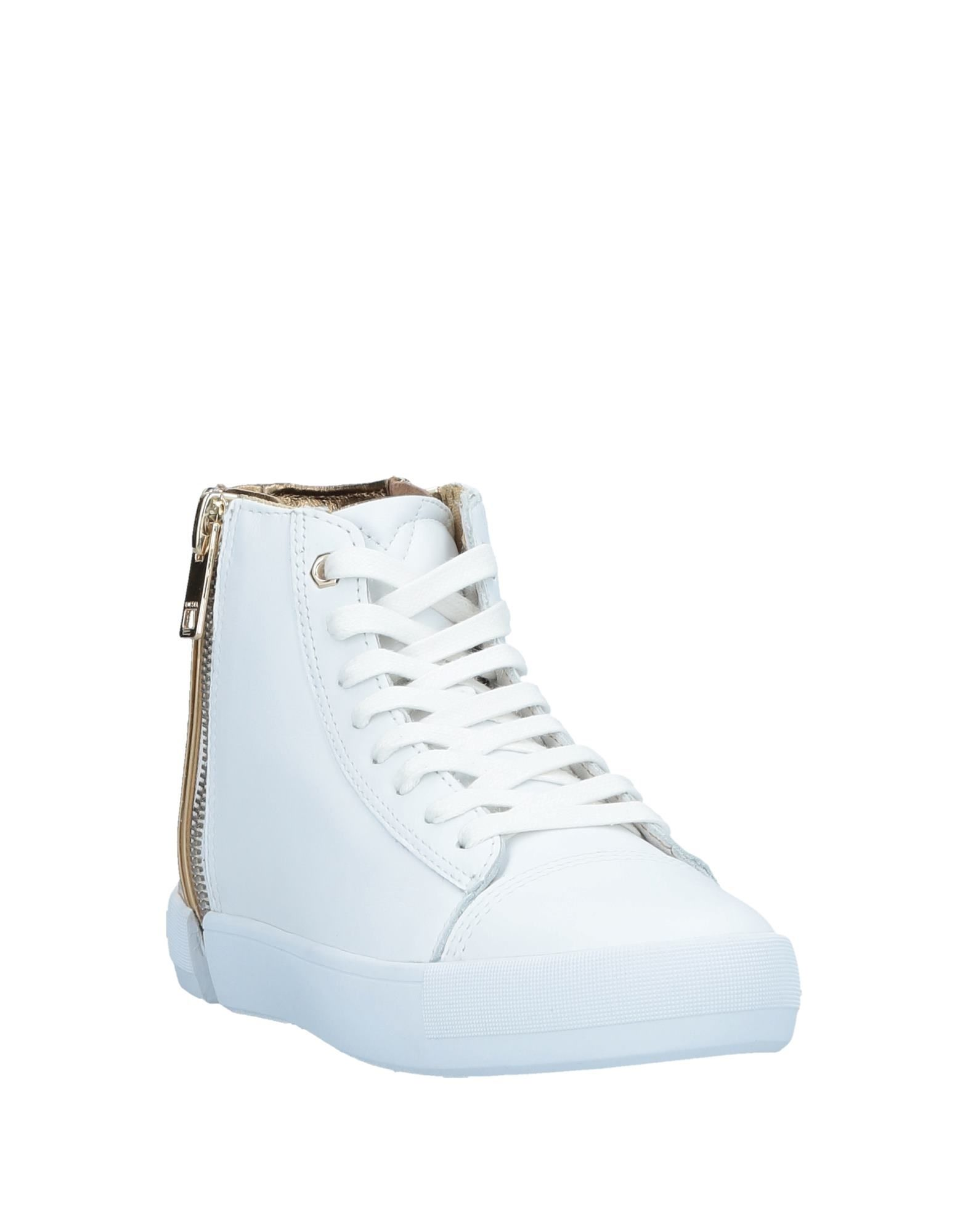 Stilvolle Damen billige Schuhe Diesel Sneakers Damen Stilvolle  11535758DU 3e07e7