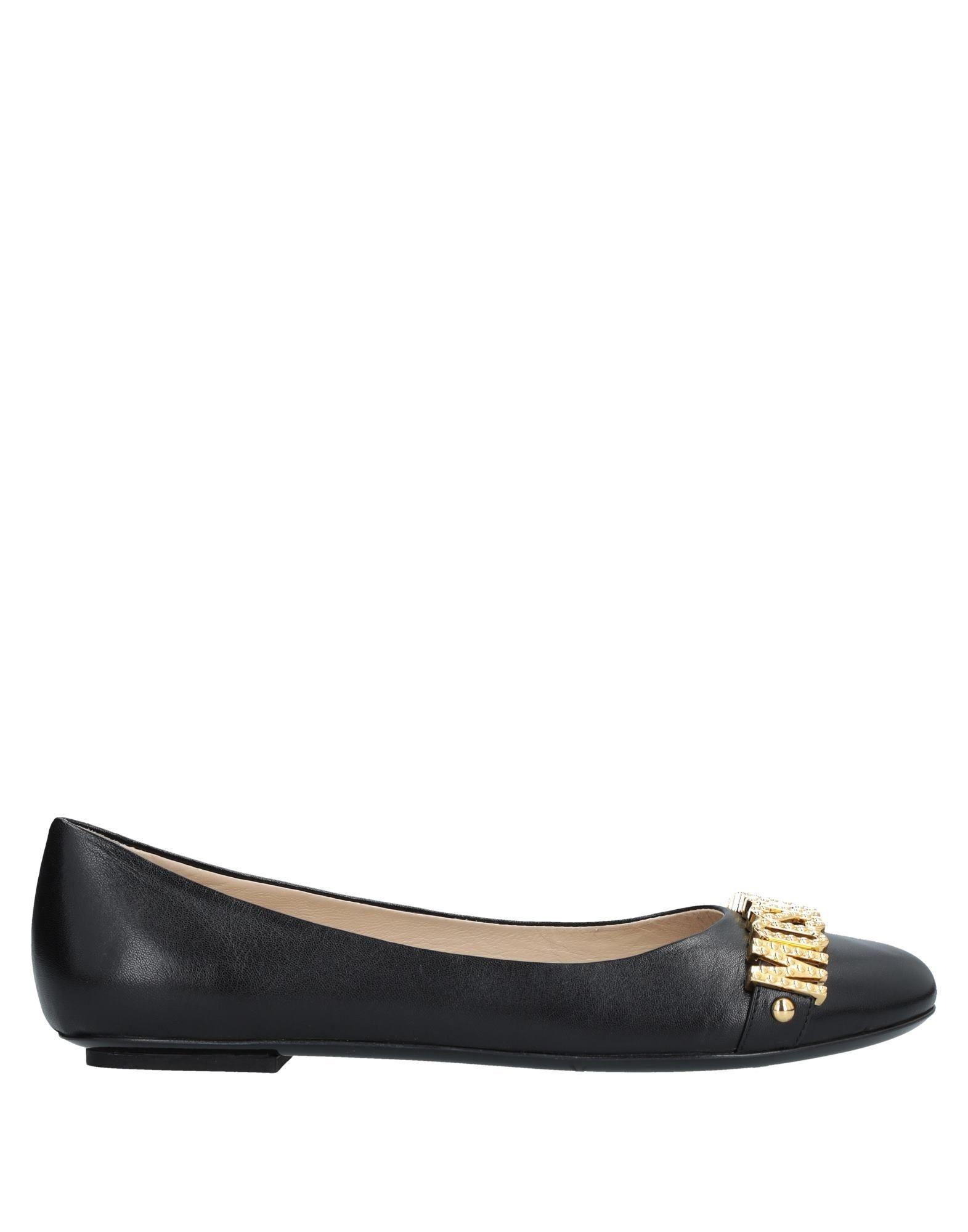Rabatt Schuhe Moschino Ballerinas Damen  11535846BD
