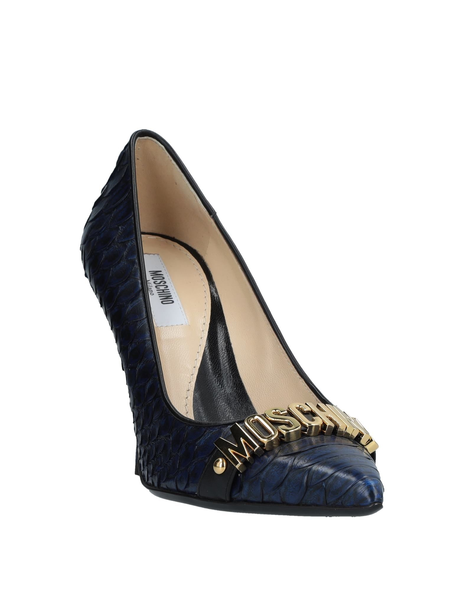 Moschino Pumps Damen gut  11535872WAGünstige gut Damen aussehende Schuhe 2d3392