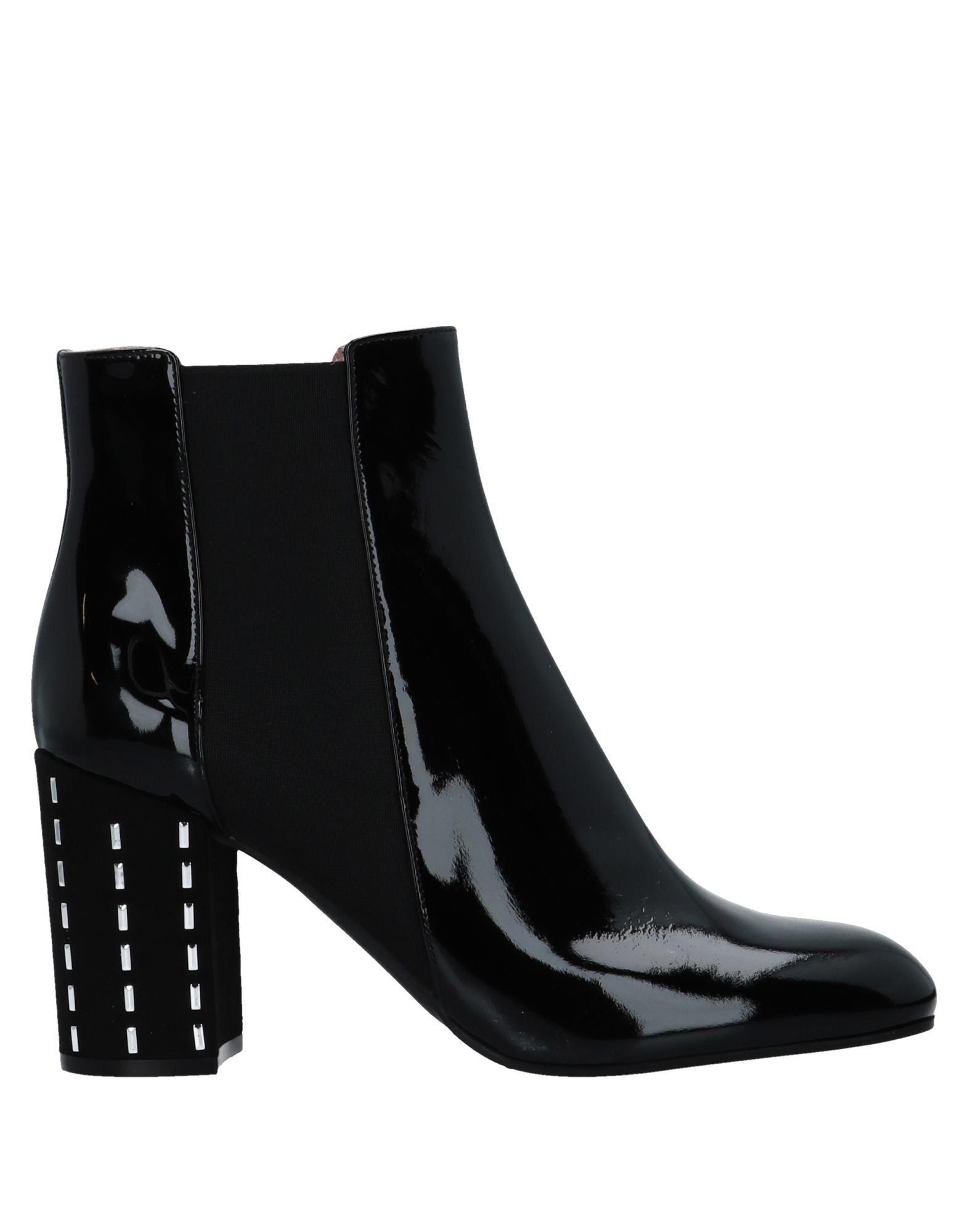 Pollini aussehende Stiefelette Damen  11535906BMGut aussehende Pollini strapazierfähige Schuhe 0a62d3