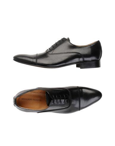 Zapatos de hombres y mujeres de moda casual Zapato De Cordones Leonardo Principi Hombre - Zapatos De Cordones Leonardo Principi - 11535916TT Negro